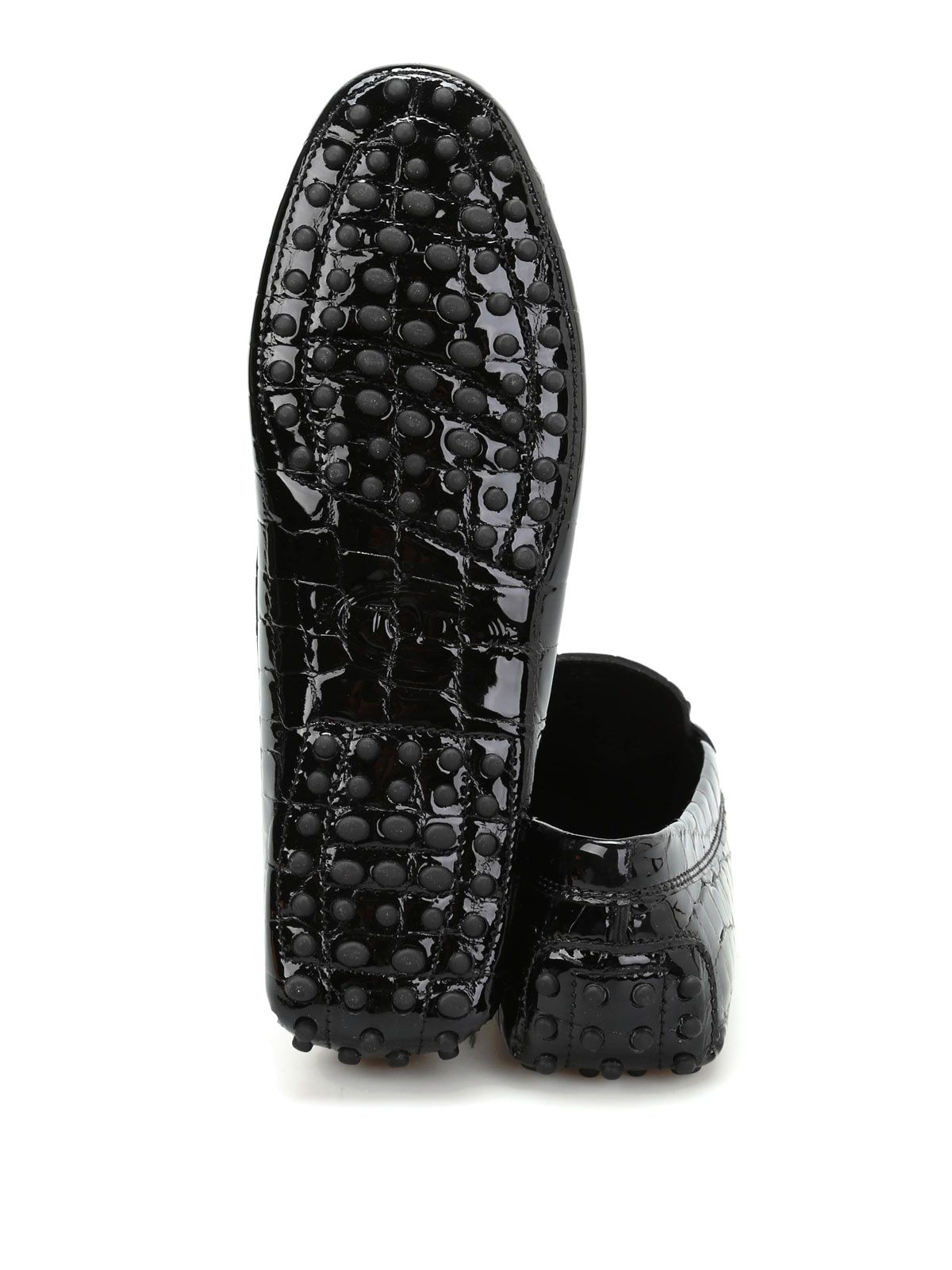 c858df19929 Tod s Tod s Quilted Loafers - Black - 10609346