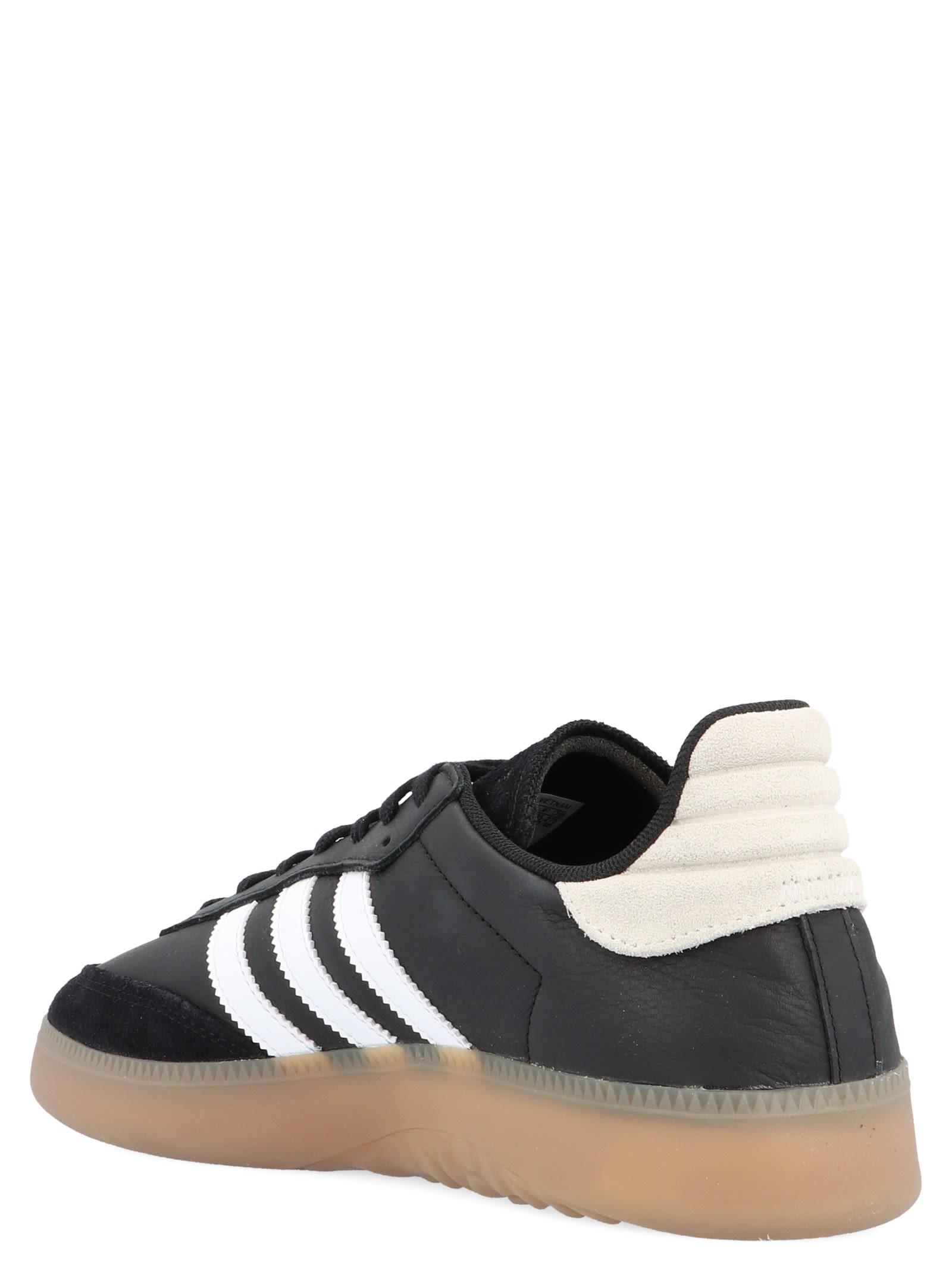 designer fashion c231d 101f5 ... Adidas Originals  samba Rm  Shoes - Black ...