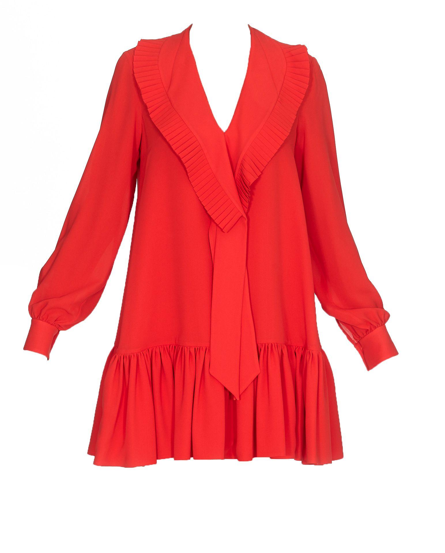 Alexander McQueen Alexander Mcqueen Dress - Red - 10803339 ...