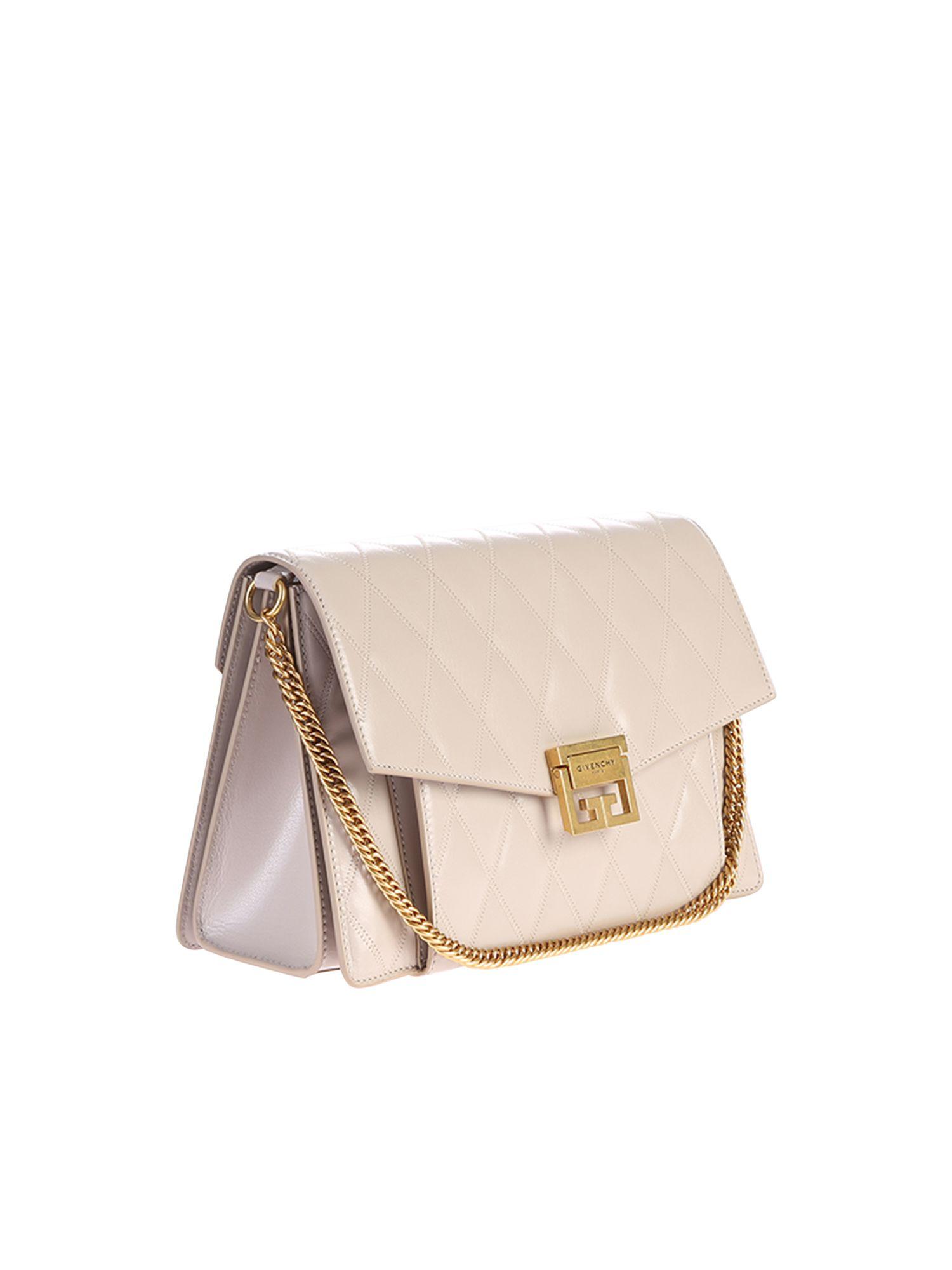Givenchy Medium Gv3 Bag - Beige Givenchy Medium Gv3 Bag - Beige ... 676518afbf2cf