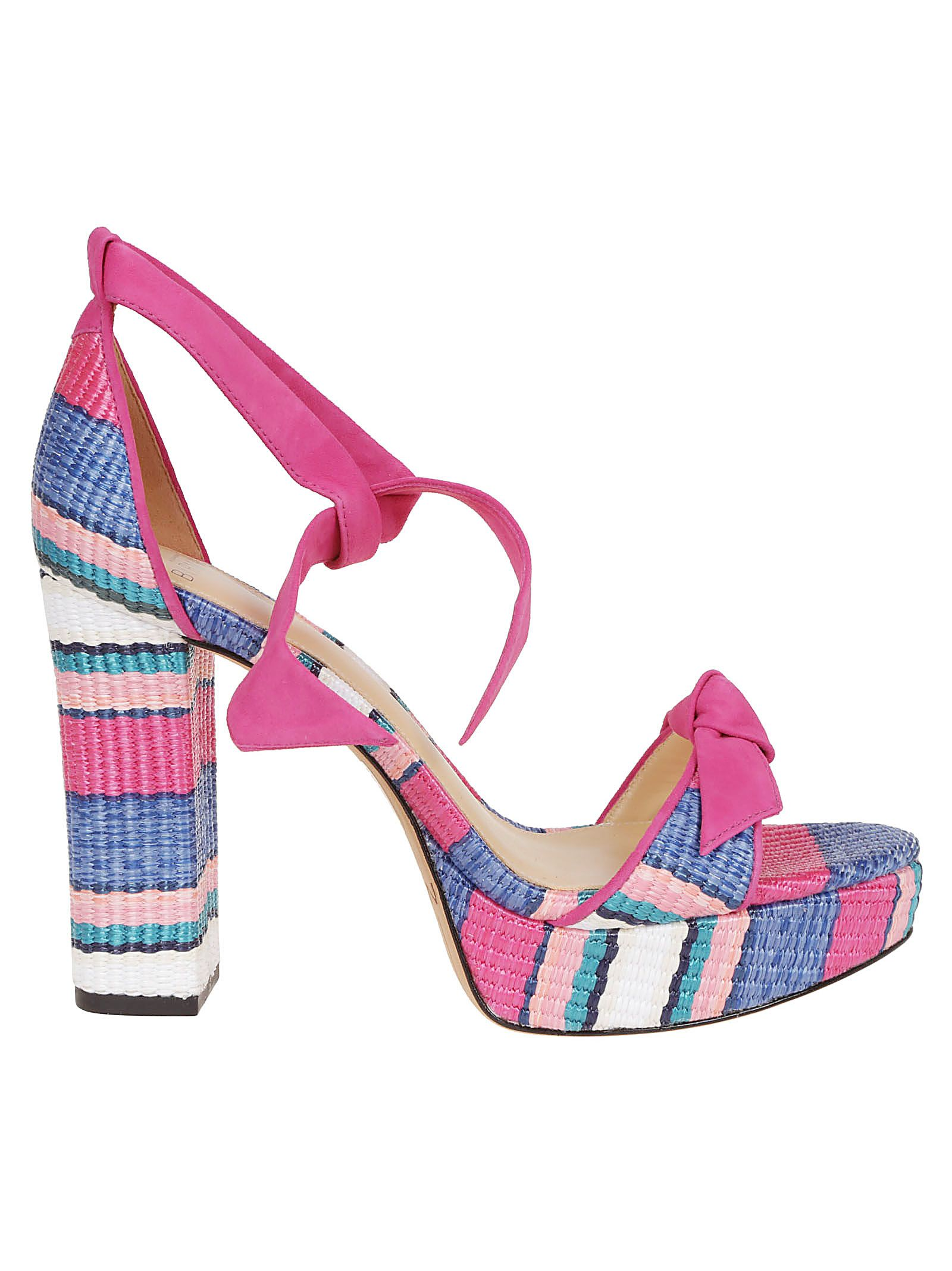 64122871e8 Alexandre Birman Alexandre Birman New Clarita Platform Sandals - 10827257 |  italist