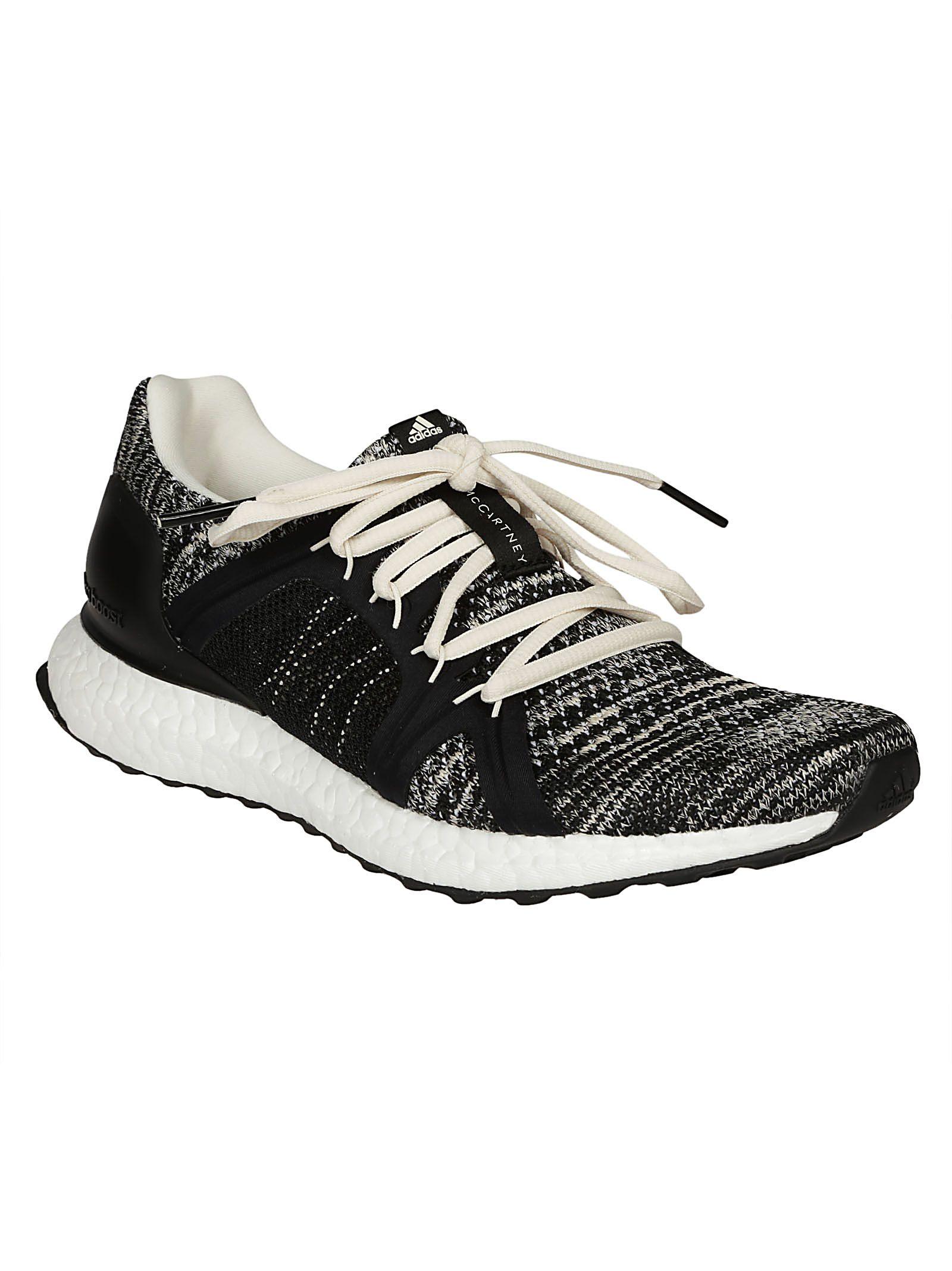 203720db4b85c ... Stella McCartney Adidas By Stella Mccartney Ultraboost Parley Sneakers  - Black white ...