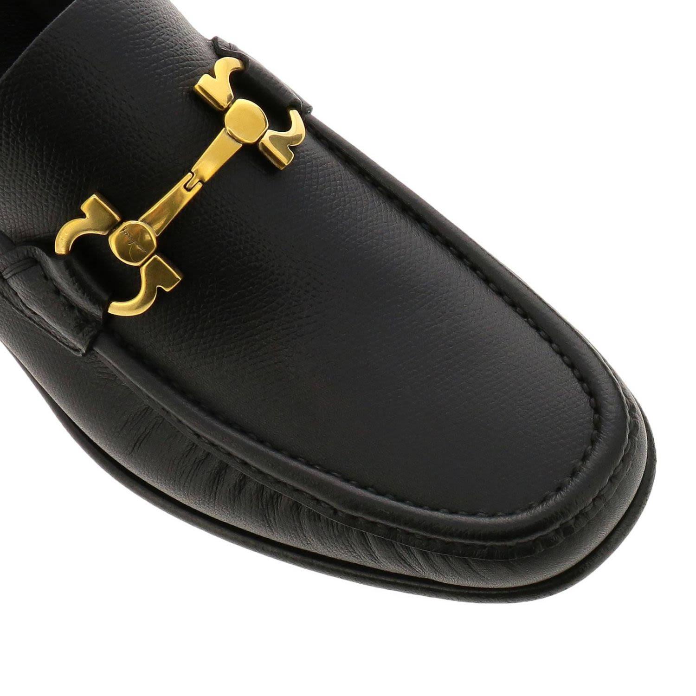 f7f80dcfd20 ... Salvatore Ferragamo Loafers Shoes Men Salvatore Ferragamo - black ...
