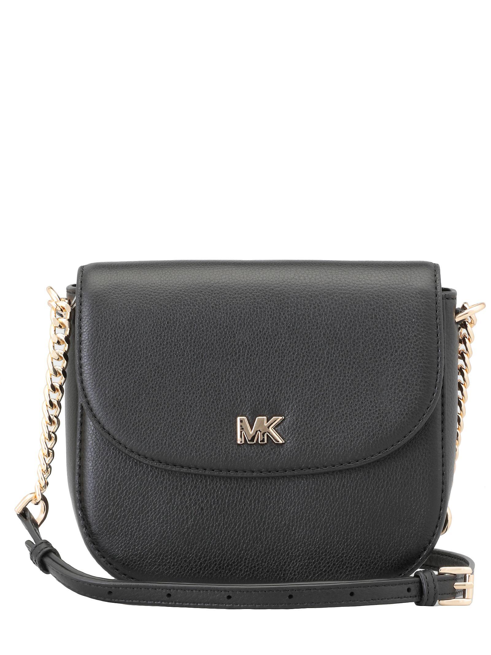 503949f254 MICHAEL Michael Kors MICHAEL Michael Kors Mott Crossbody Bag - Black ...