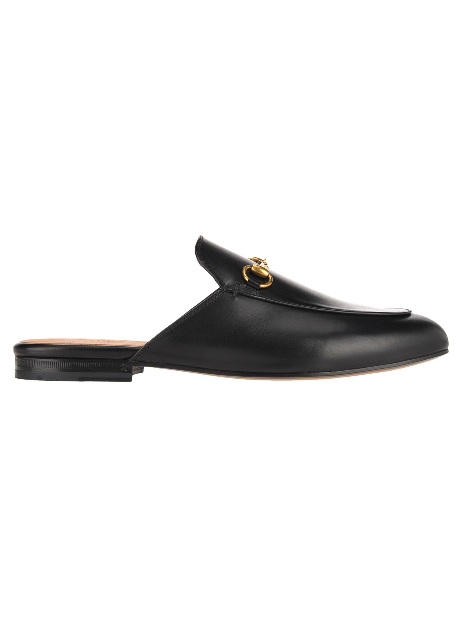 Gucci Shoes Gucci Princetown Leather Slipper