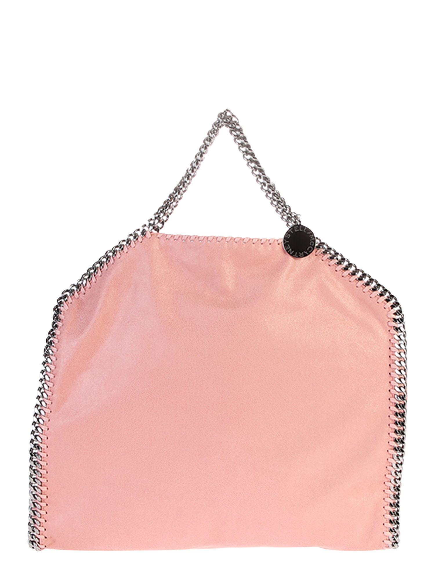 Stella McCartney Stella McCartney Falabella Triple Chain Bag - Pink ... d4b6cc190f683