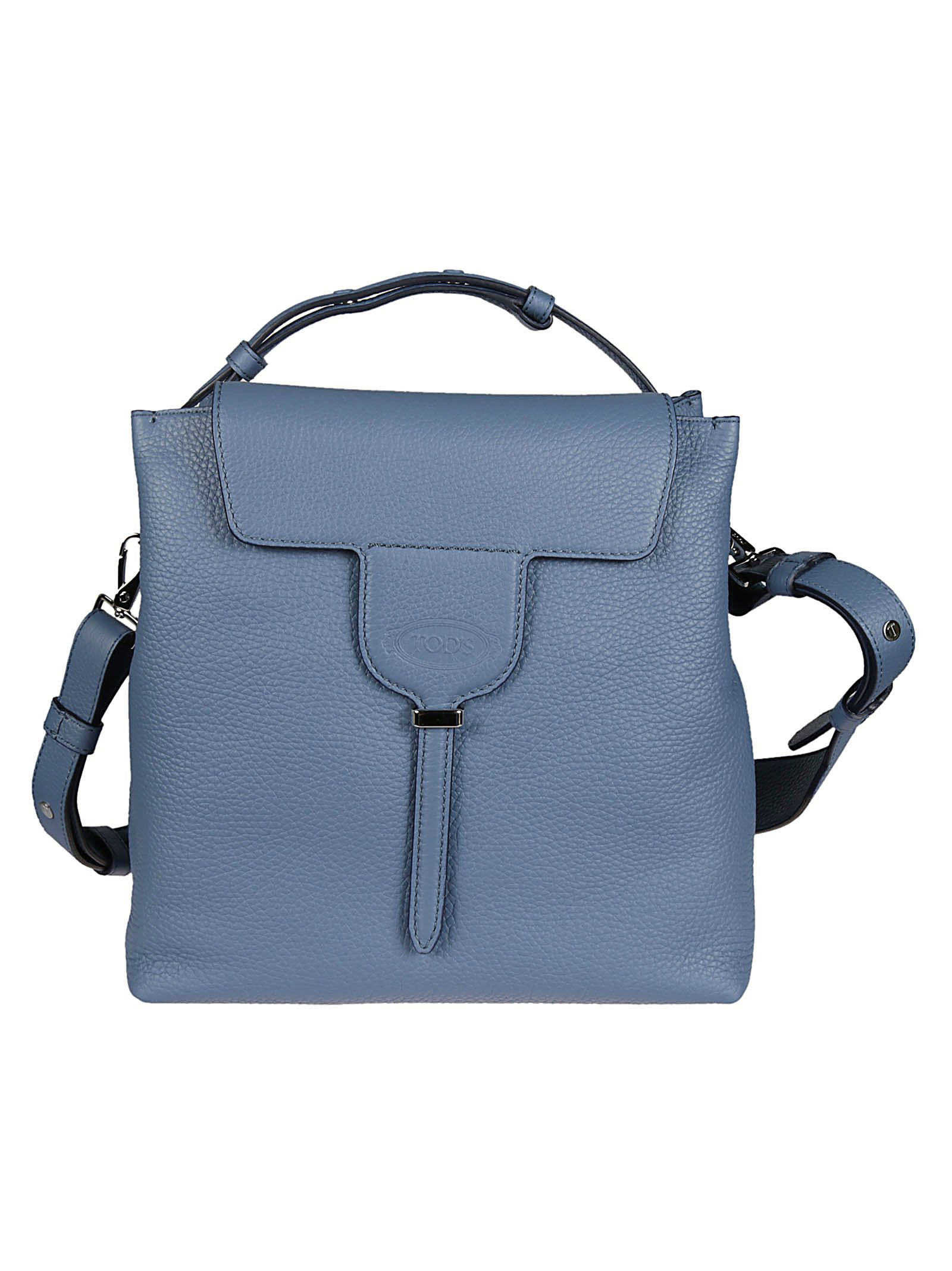 db1ba7e34f Tod's Tod's Joy Shoulder Bag - blue - 10716312 | italist