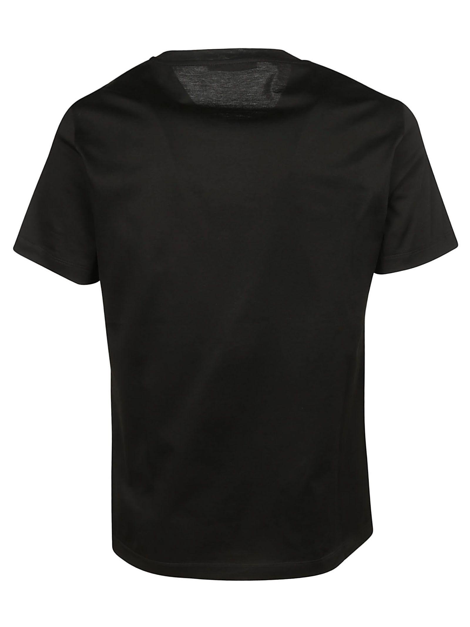 versace versace medusa print t shirt black 10806041 italist. Black Bedroom Furniture Sets. Home Design Ideas