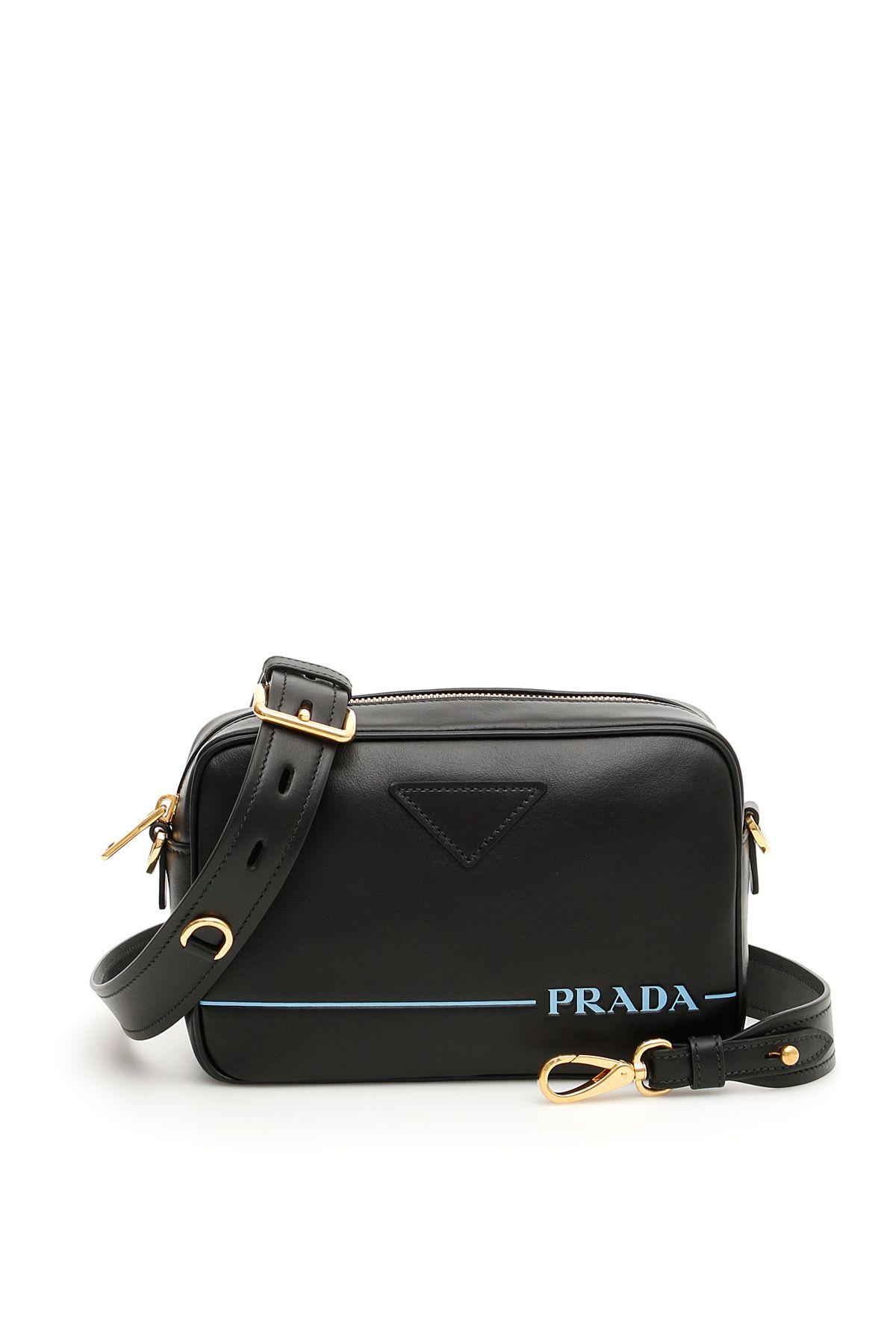 5bad85da19e9 Prada Prada Mirage Camera Bag - NERO (Black) - 10962120 | italist