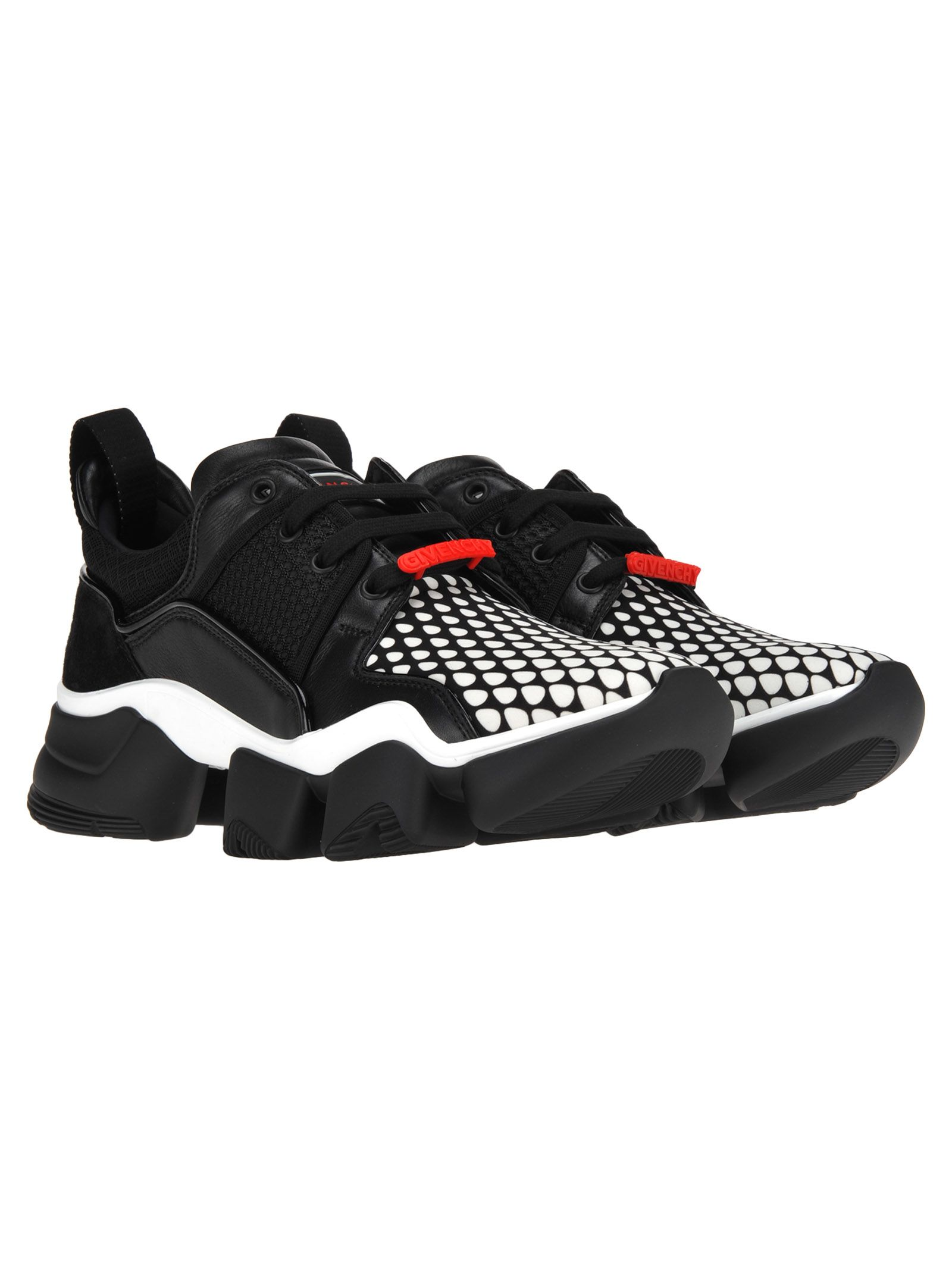 GIVENCHY Platforms Givenchy Givenchy Low Jaw Sneakers