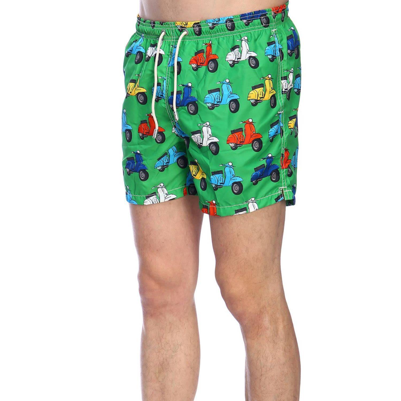 f8c0788a46 ... MC2 Saint Barth Swimsuit Swimsuit Men Mc2 Saint Barth - green ...