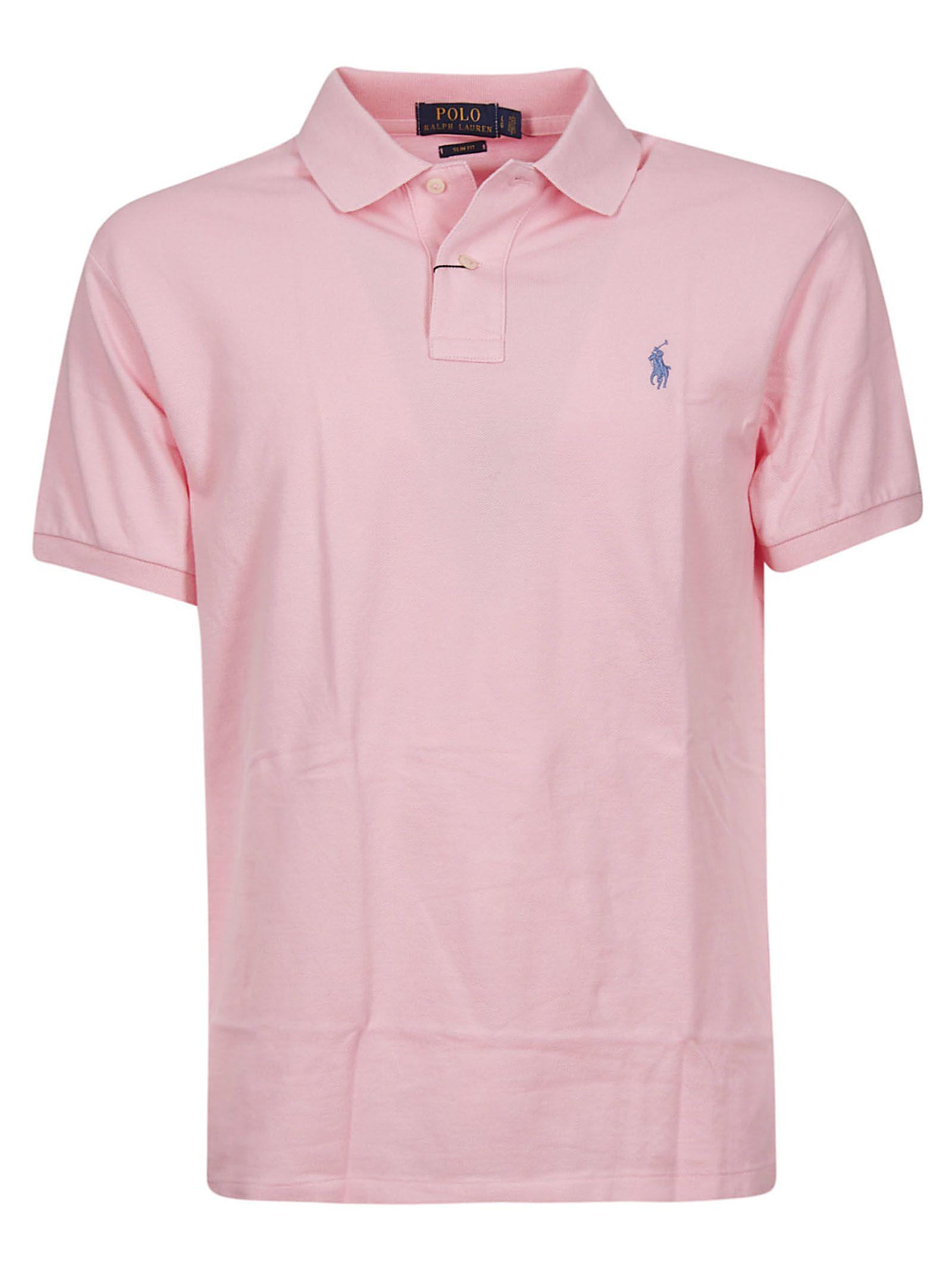 b9a36a4d Ralph Lauren Ralph Lauren Logo Polo Shirt - Pink - 10818950 | italist