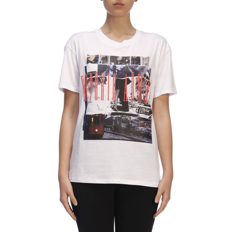 25ad0852a440 Tag Emporio Armani T Shirt Dame — waldon.protese-de-silicone.info