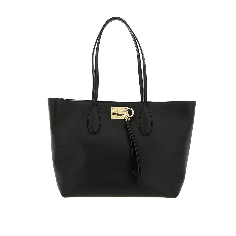 574378f3cd07 Salvatore Ferragamo Shoulder Bag Shoulder Bag Women Salvatore Ferragamo -  Black ...