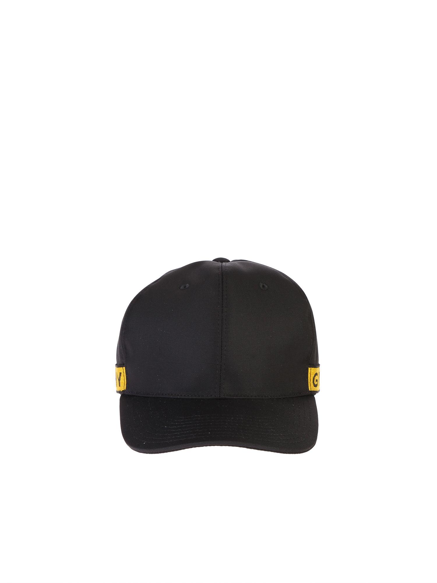 d24403999fc Givenchy Givenchy Logo Baseball Hat - Black - 10926138