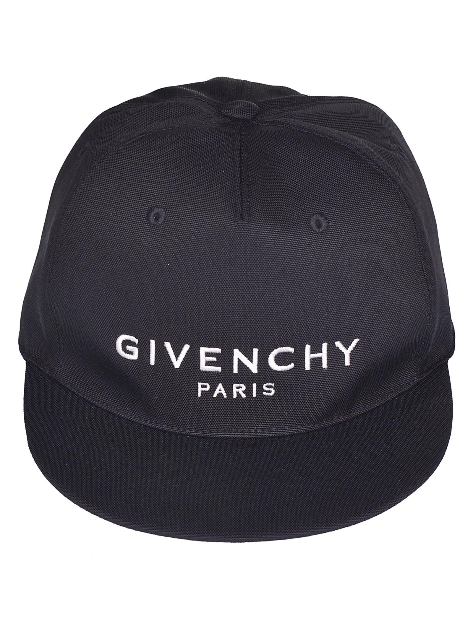 ac7dfe1c75f Givenchy Givenchy Logo Baseball Cap - Black - 10851719