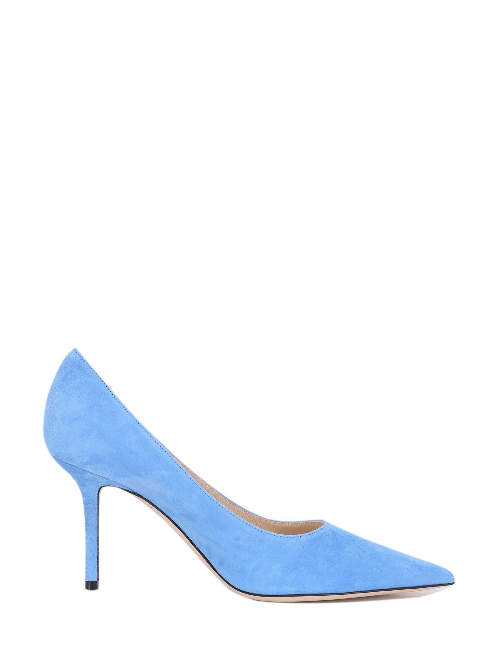 b82e051088 Jimmy Choo Jimmy Choo Light Blue Love 85 Pump - Light blue ...