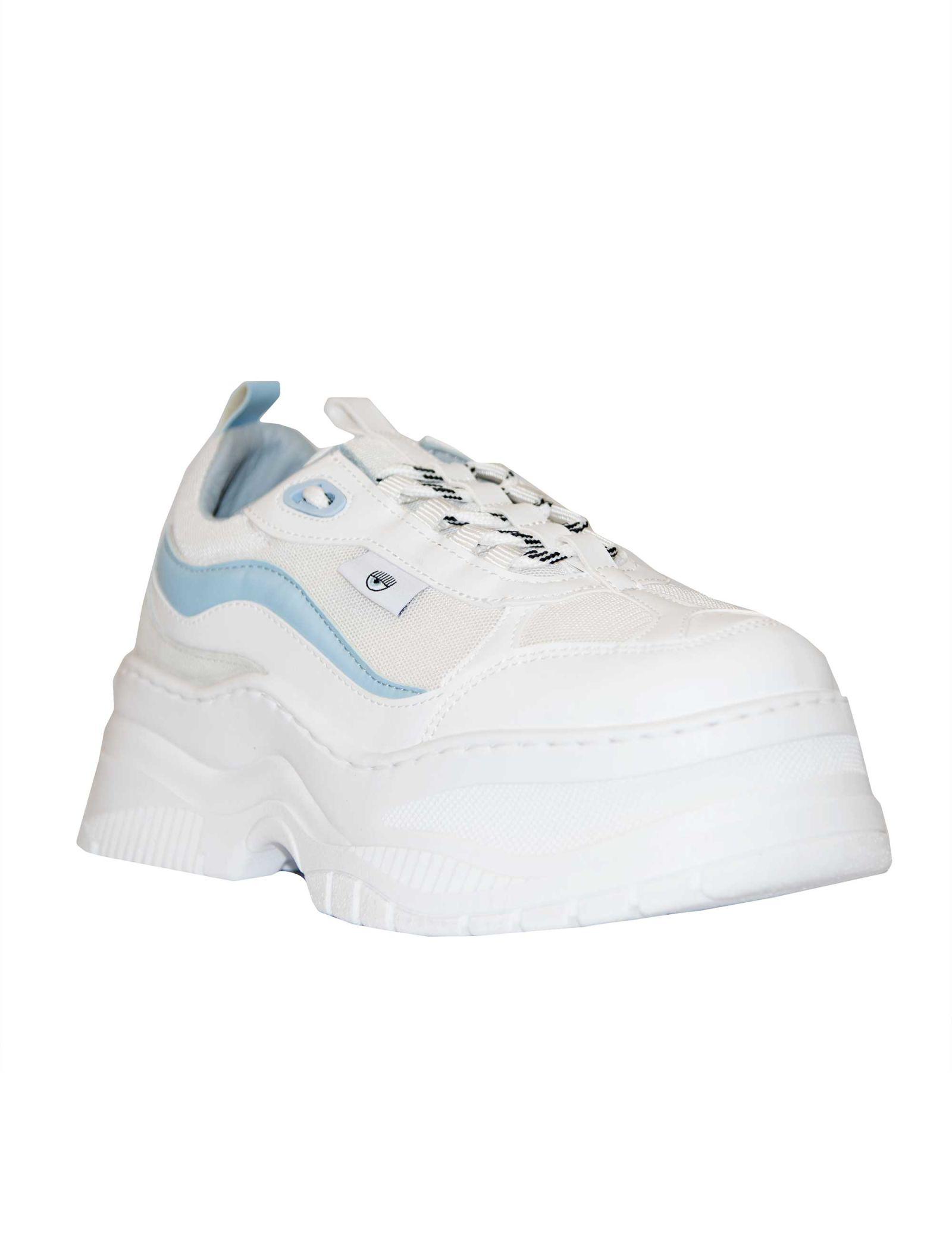 6cde91f137f Chiara Ferragni Chiara Ferragni Logo Platform Sneakers - Basic ...