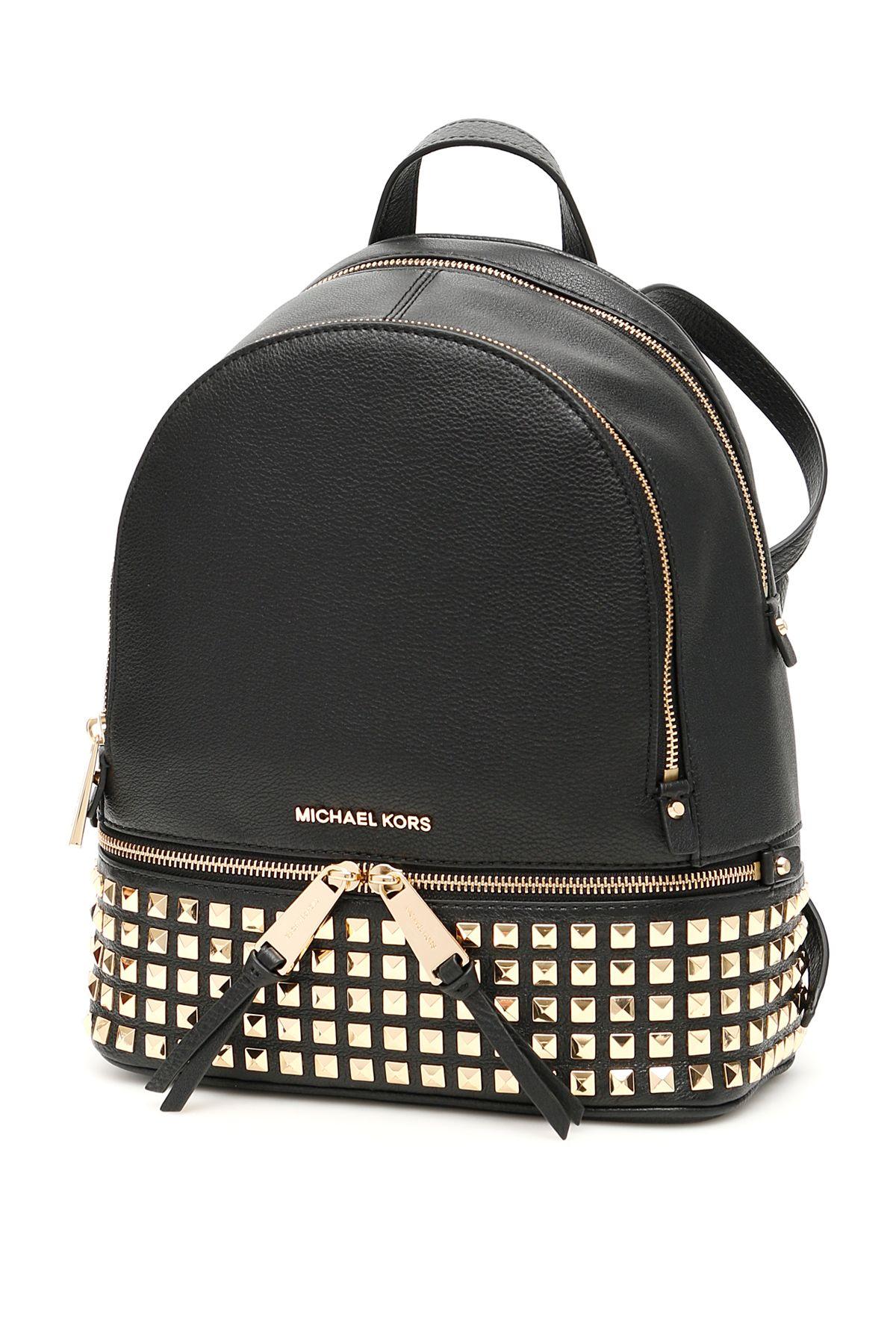 356d2ec60bbc MICHAEL Michael Kors MICHAEL Michael Kors Studded Rhea Backpack ...