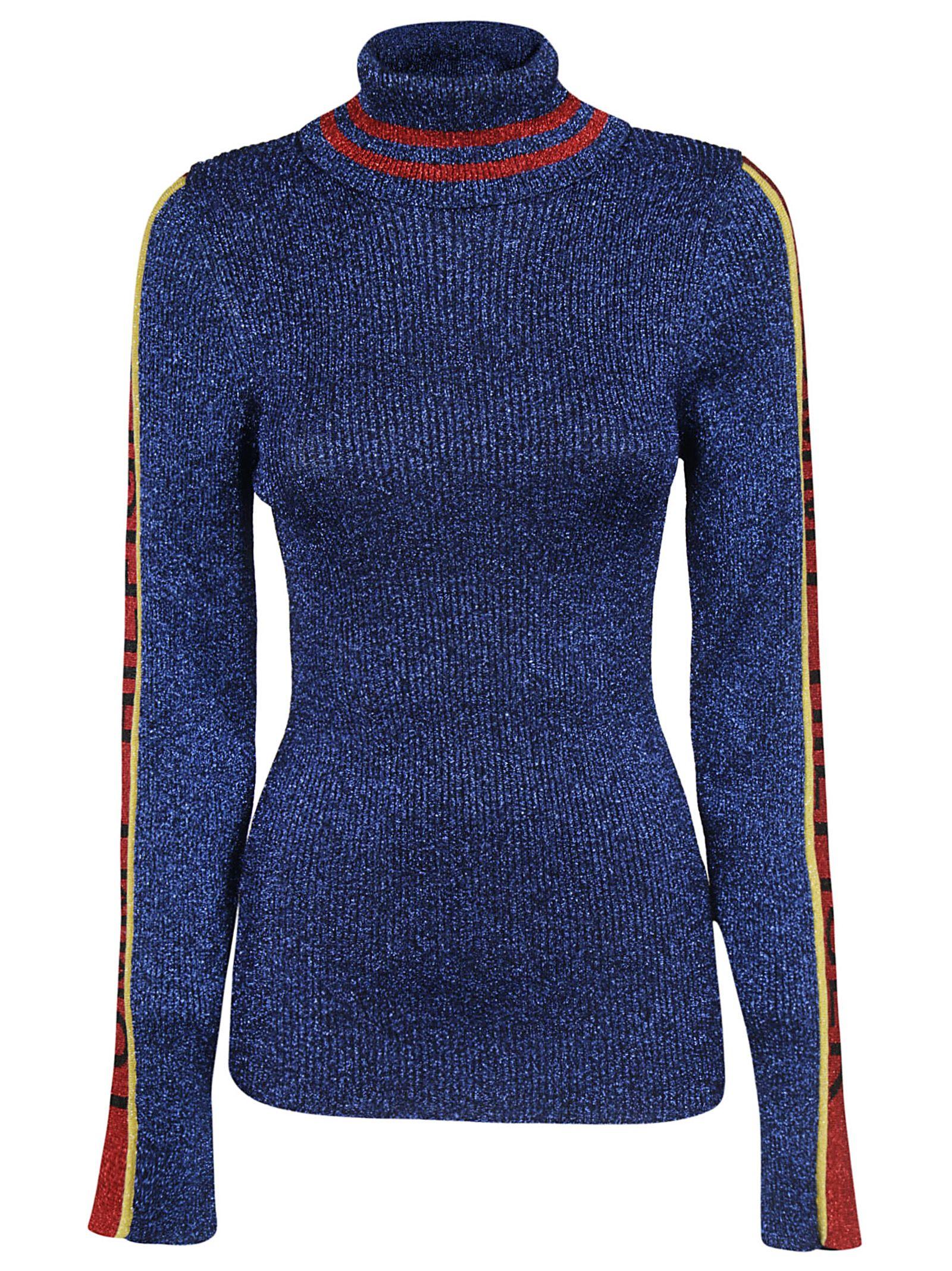 80e5cf53 Tommy Hilfiger Tommy Hilfiger Contrast Glitter Sweater - Basic ...