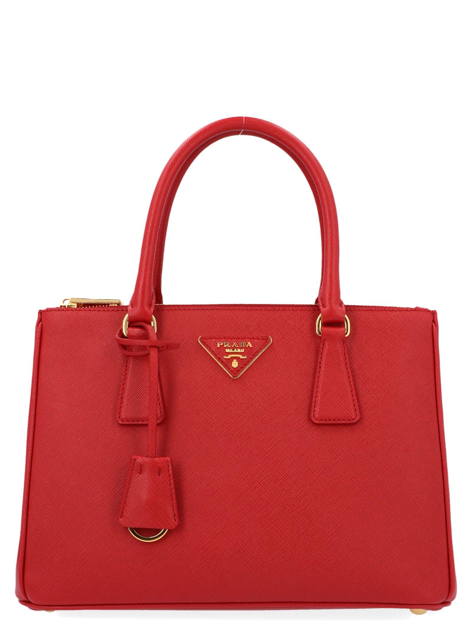 dc675847a051 Prada Prada 'galleria' Bag - Red - 10958575   italist
