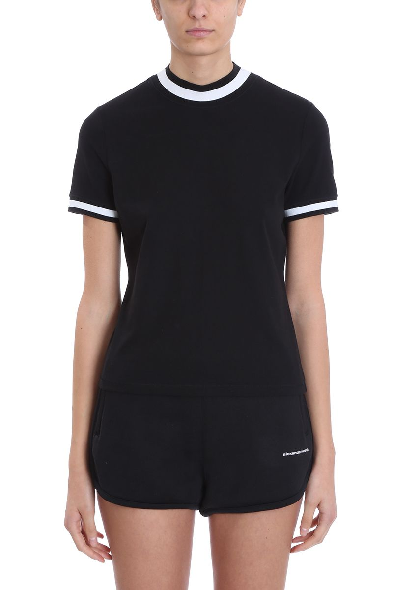 T By Alexander Wang T By Alexander Wang High Twist Short Sleeve T