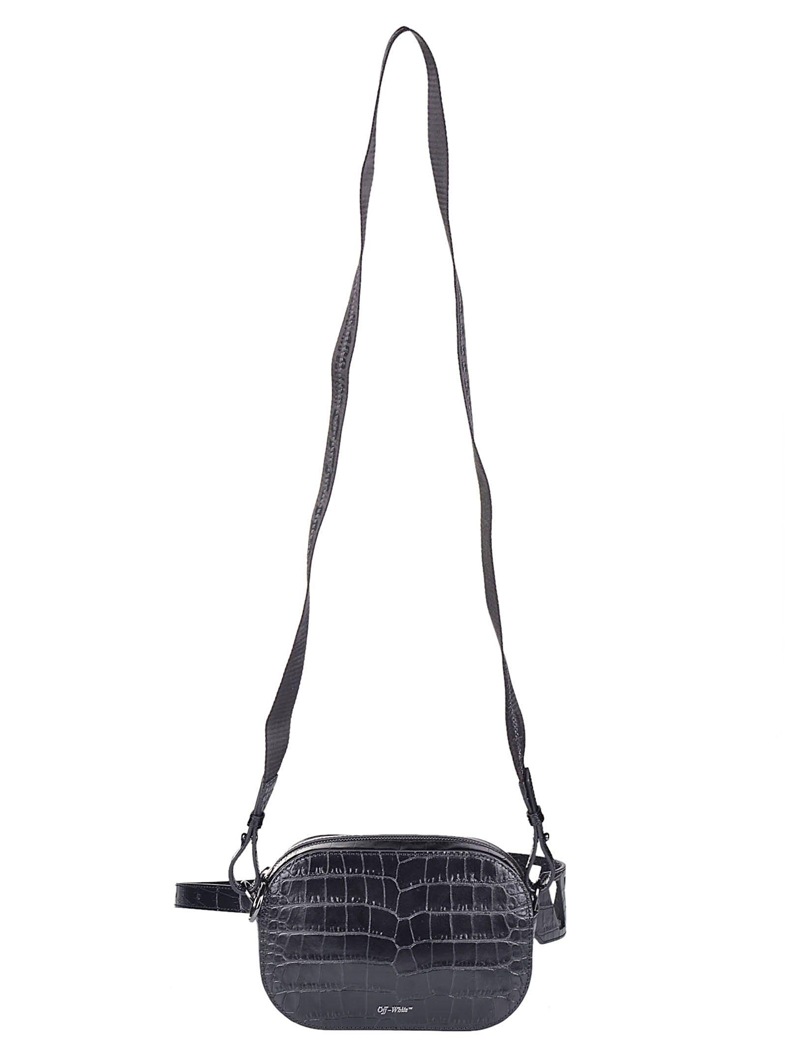 0597aa4d73 Off-White Off-white Camera Shoulder Bag - Black - 10753975