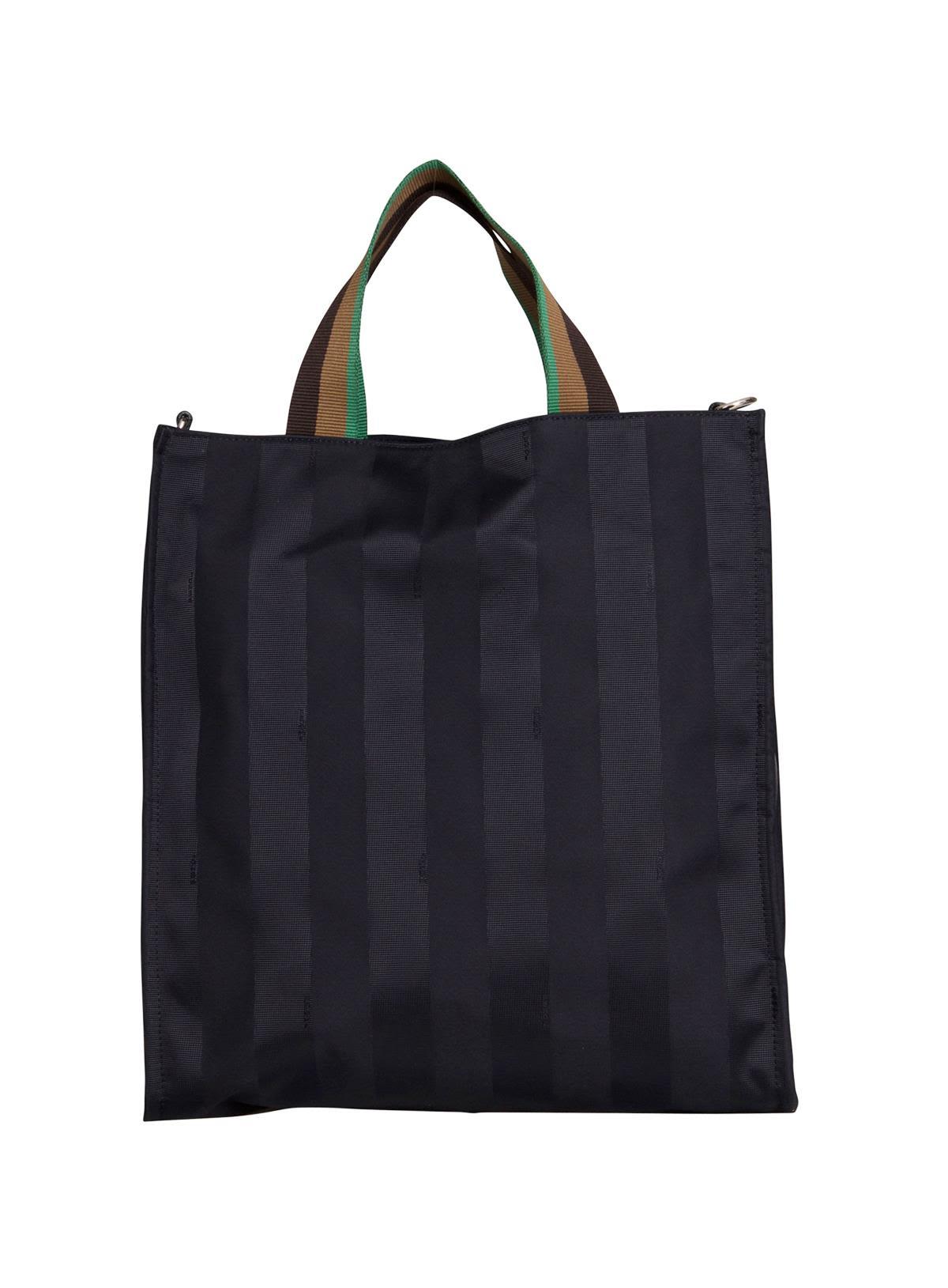 1c6ef702ef5 Fendi Fendi Black Canvas Bag In Black - Black - 10855959