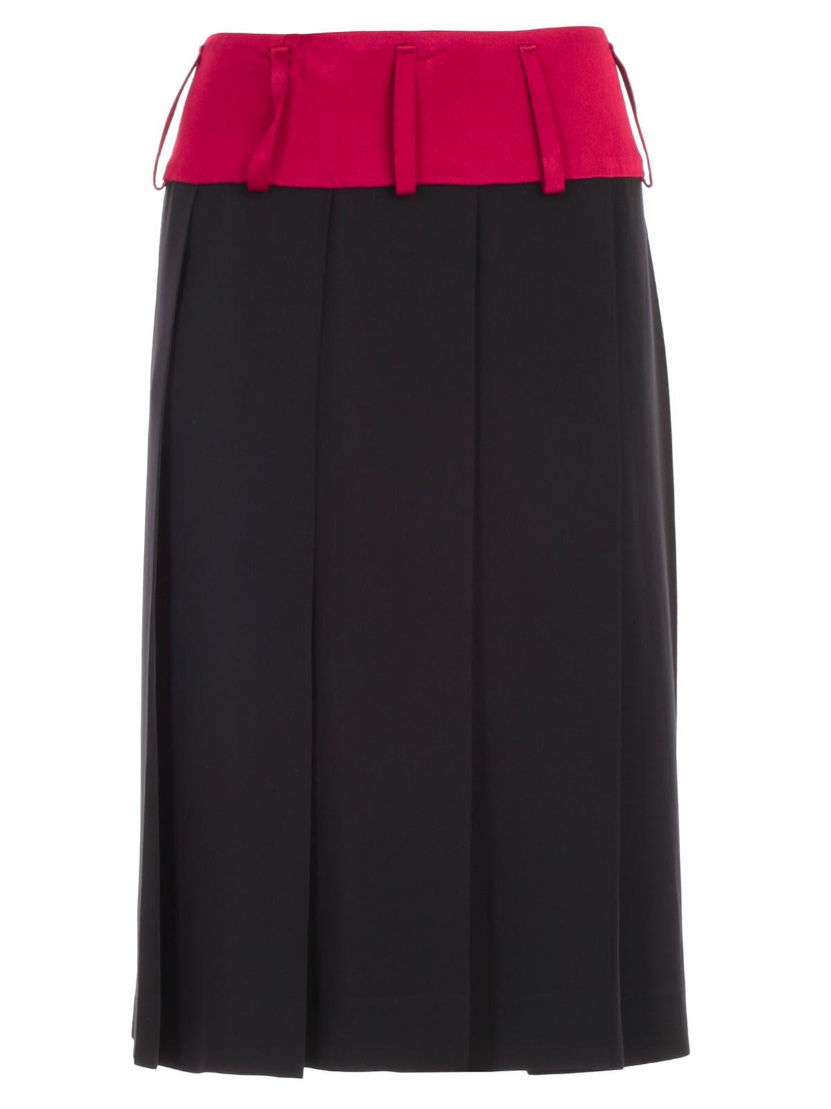 cb0b347b30 Marni Marni Pleated Skirt - Basic - 10781057 | italist
