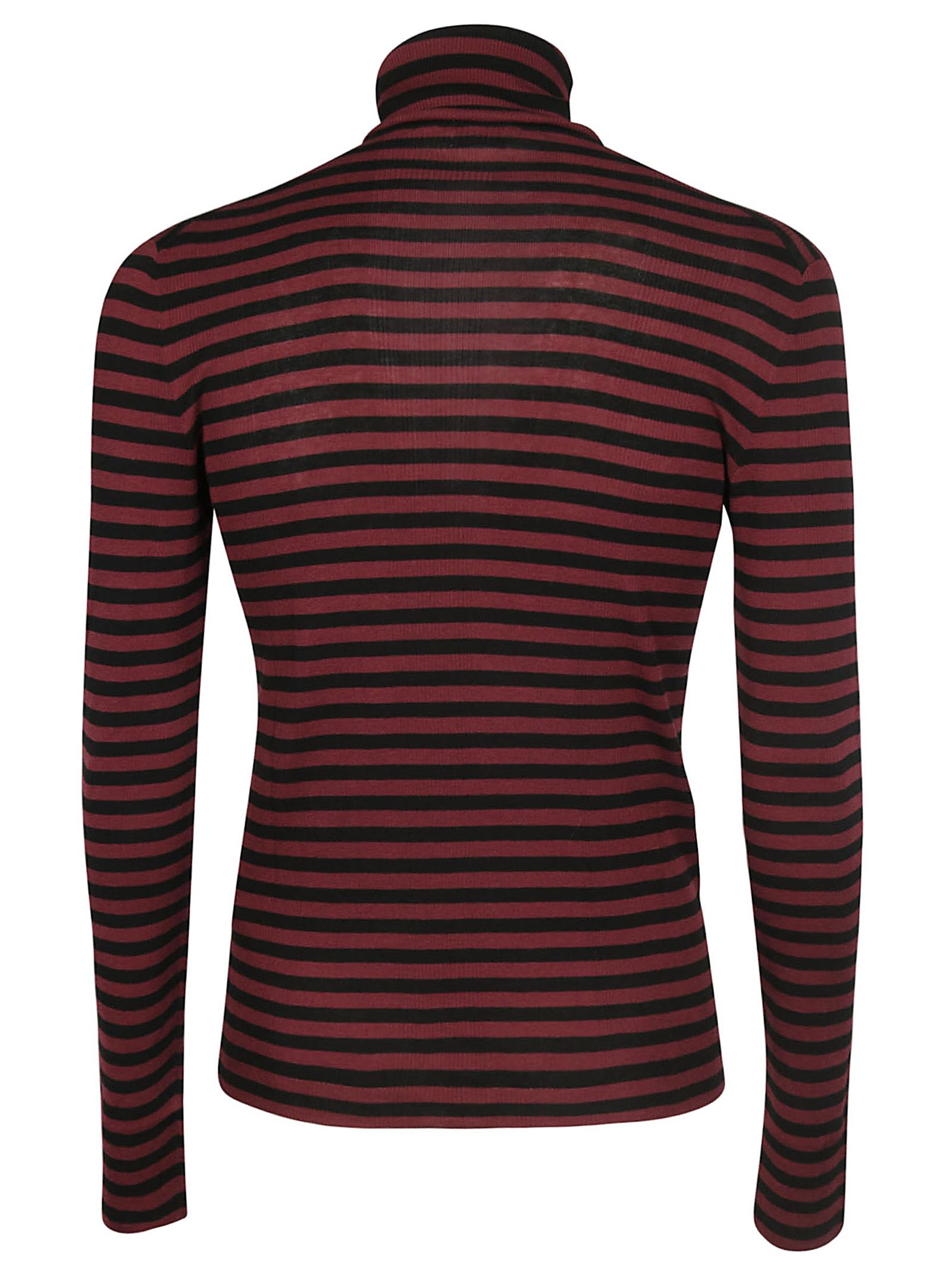 495c9b79463f Saint Laurent Striped Sweater - Basic Saint Laurent Striped Sweater - Basic