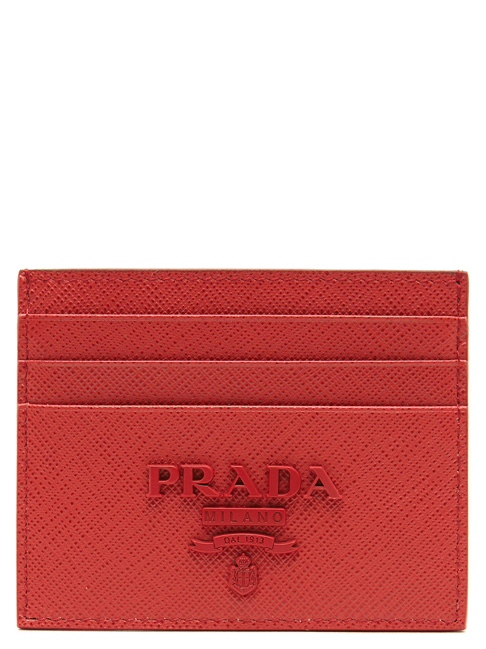 f20a942fe312 where to buy prada card holder red ced13 6ae9e