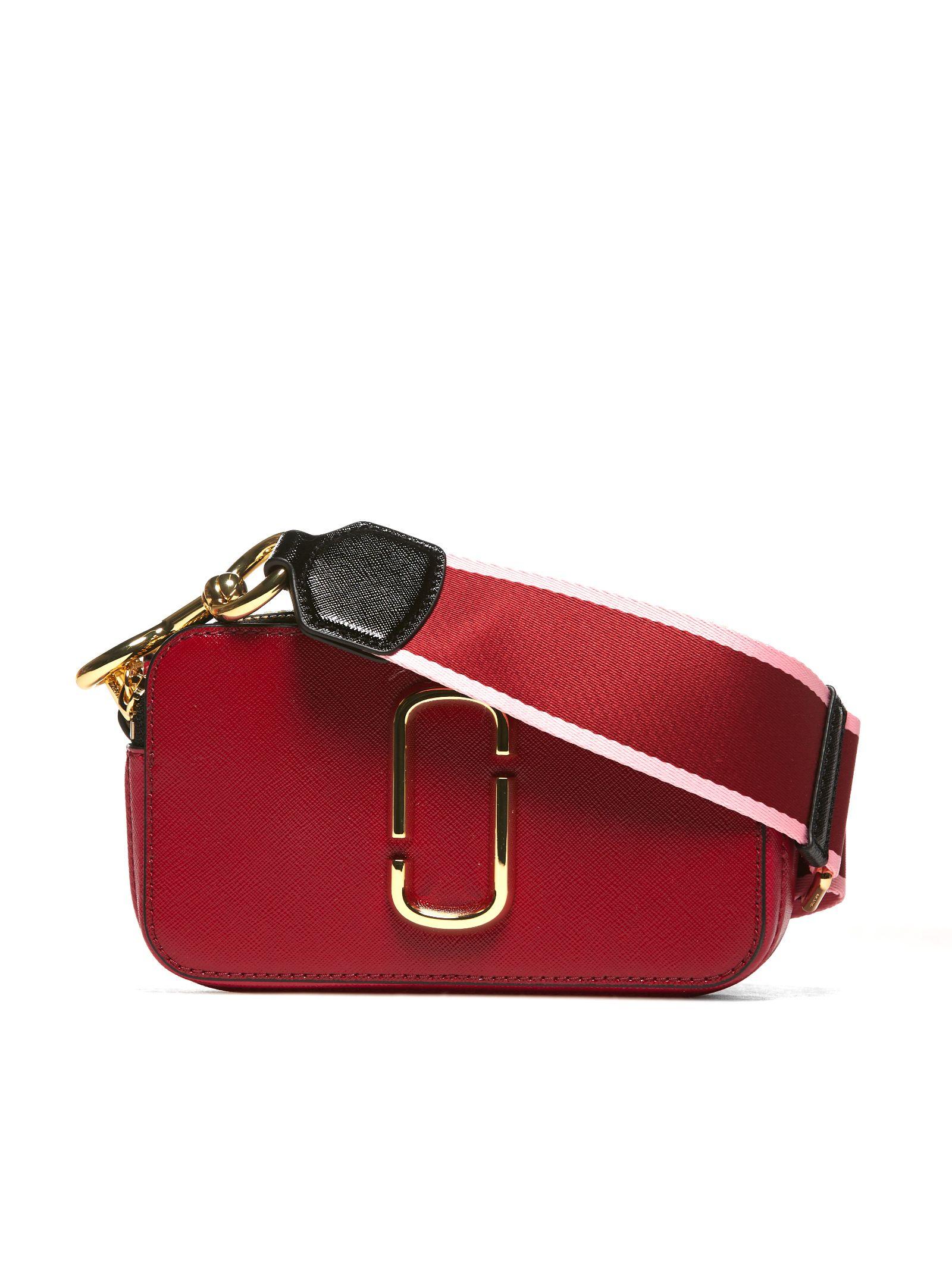9f880ab83d Marc Jacobs Marc Jacobs Shoulder Bag - Rosso multicolor - 10857802 ...