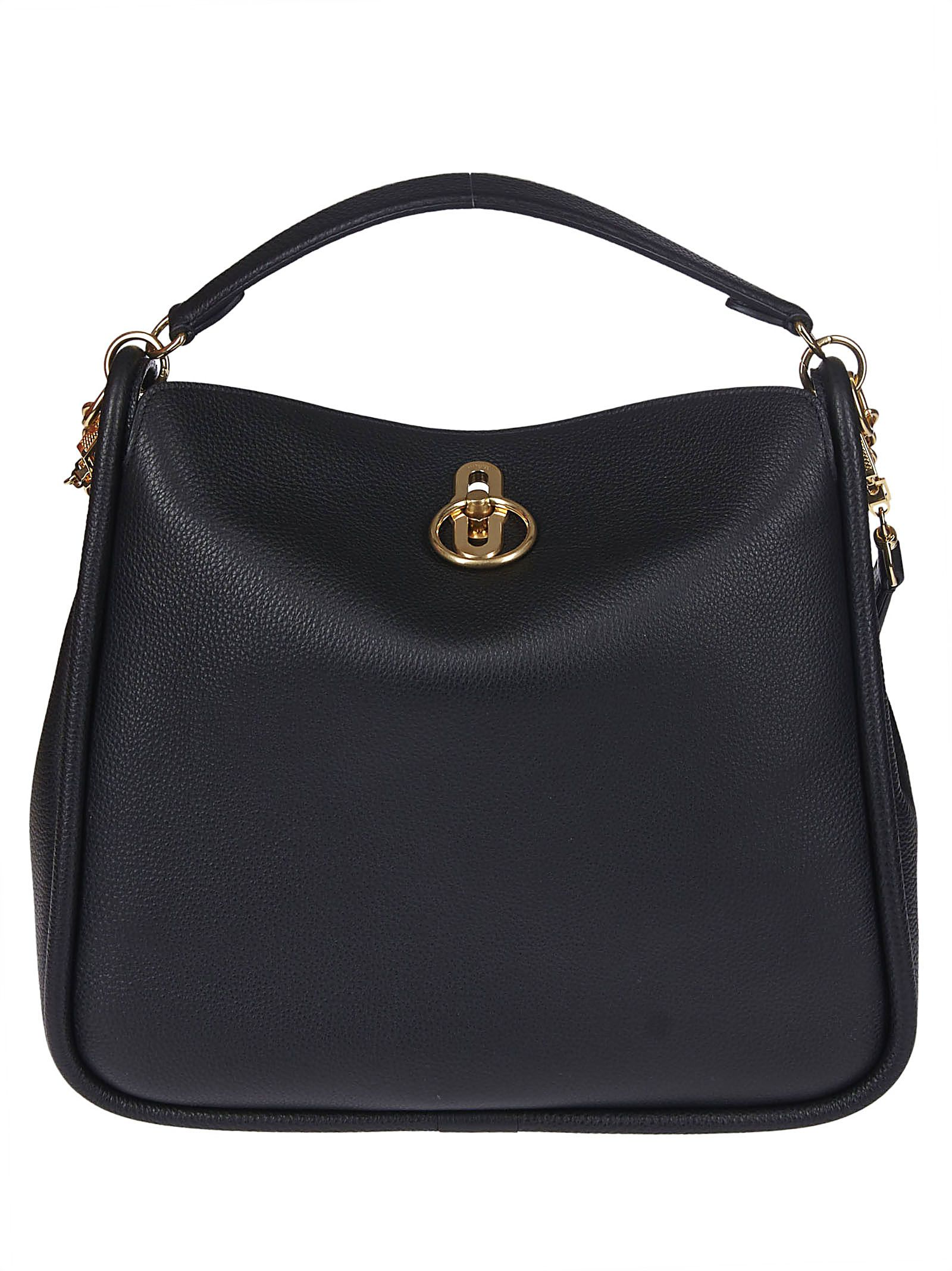 24b72bba3268 Mulberry Mulberry Leighton Tote - Black - 10829644