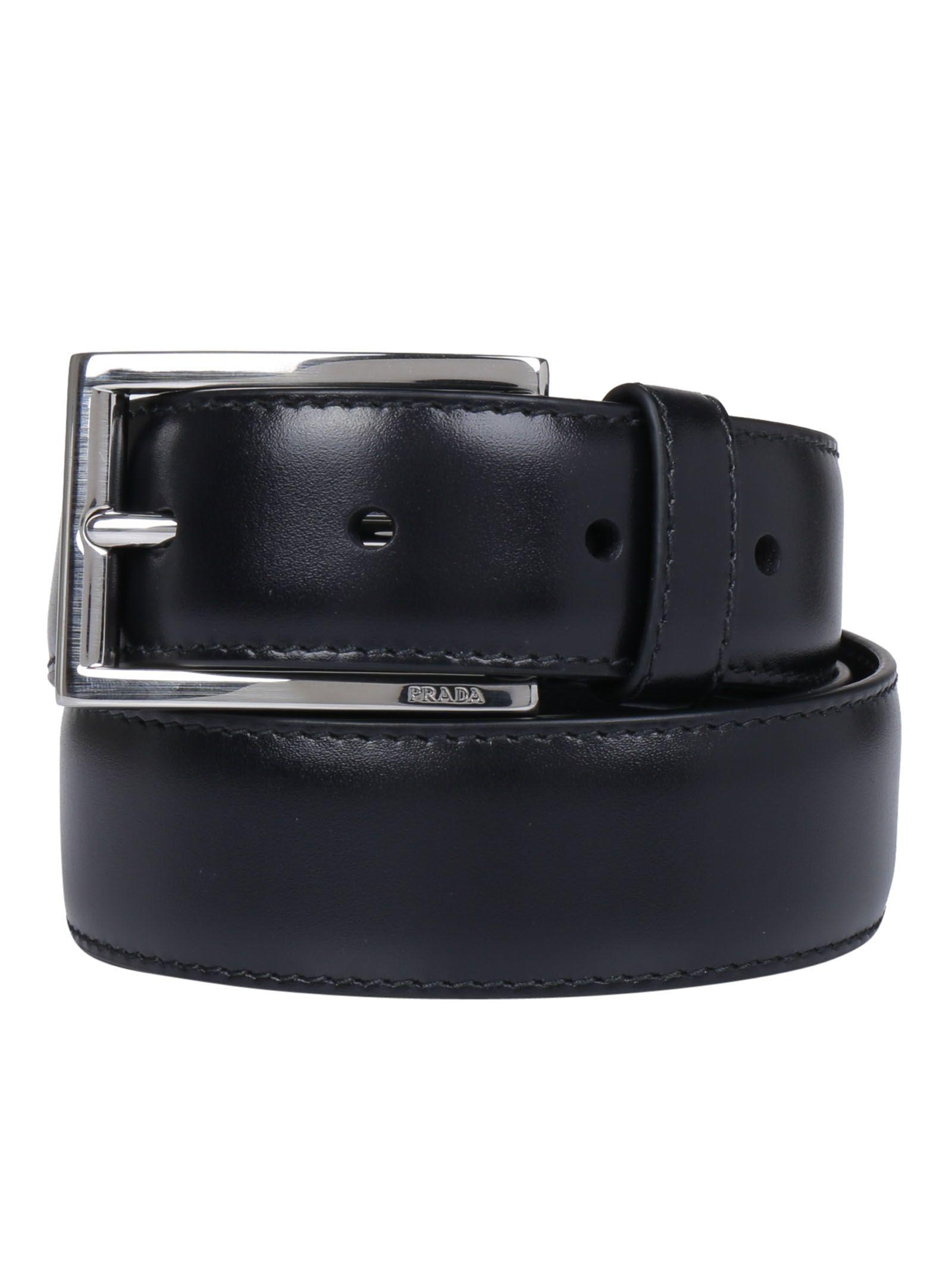 7971b4a23e842 Prada Prada Belt - Black - 10779998