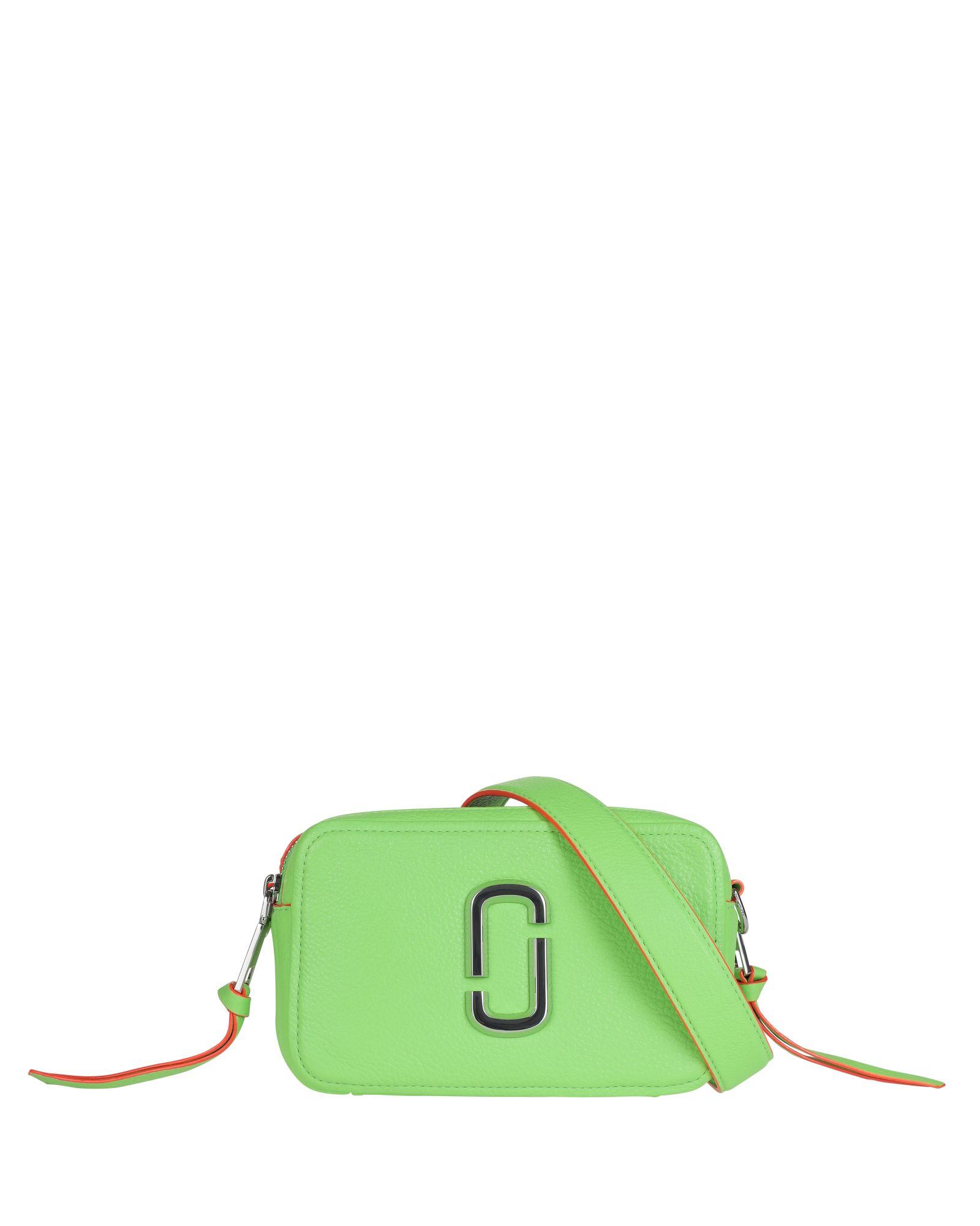 dd6bb0e2f1c Marc Jacobs Marc Jacobs The Softshot 21 Shoulder Bag - Verde ...