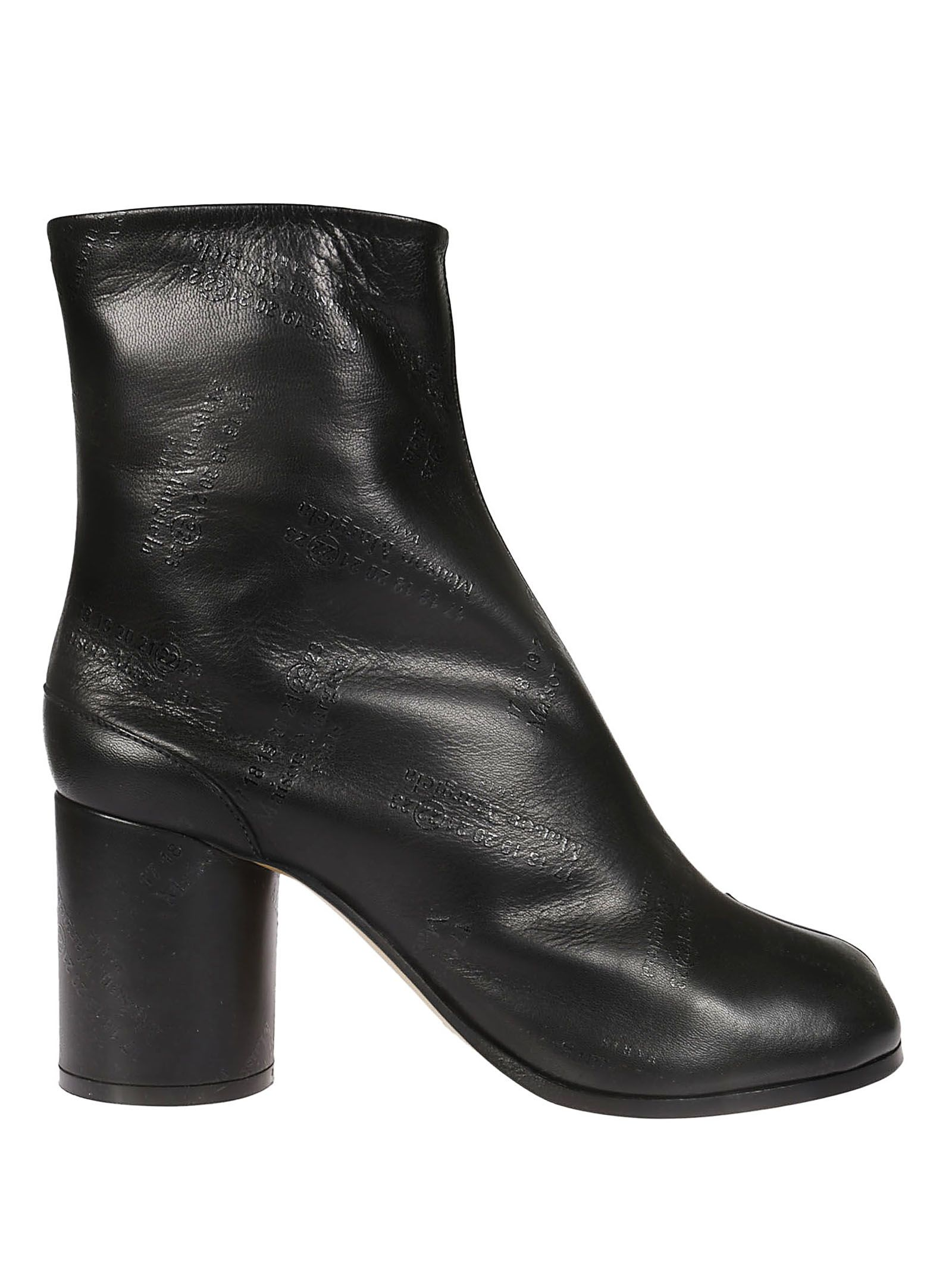 1938c40c38f Tabi ankle boots--Black Shoes
