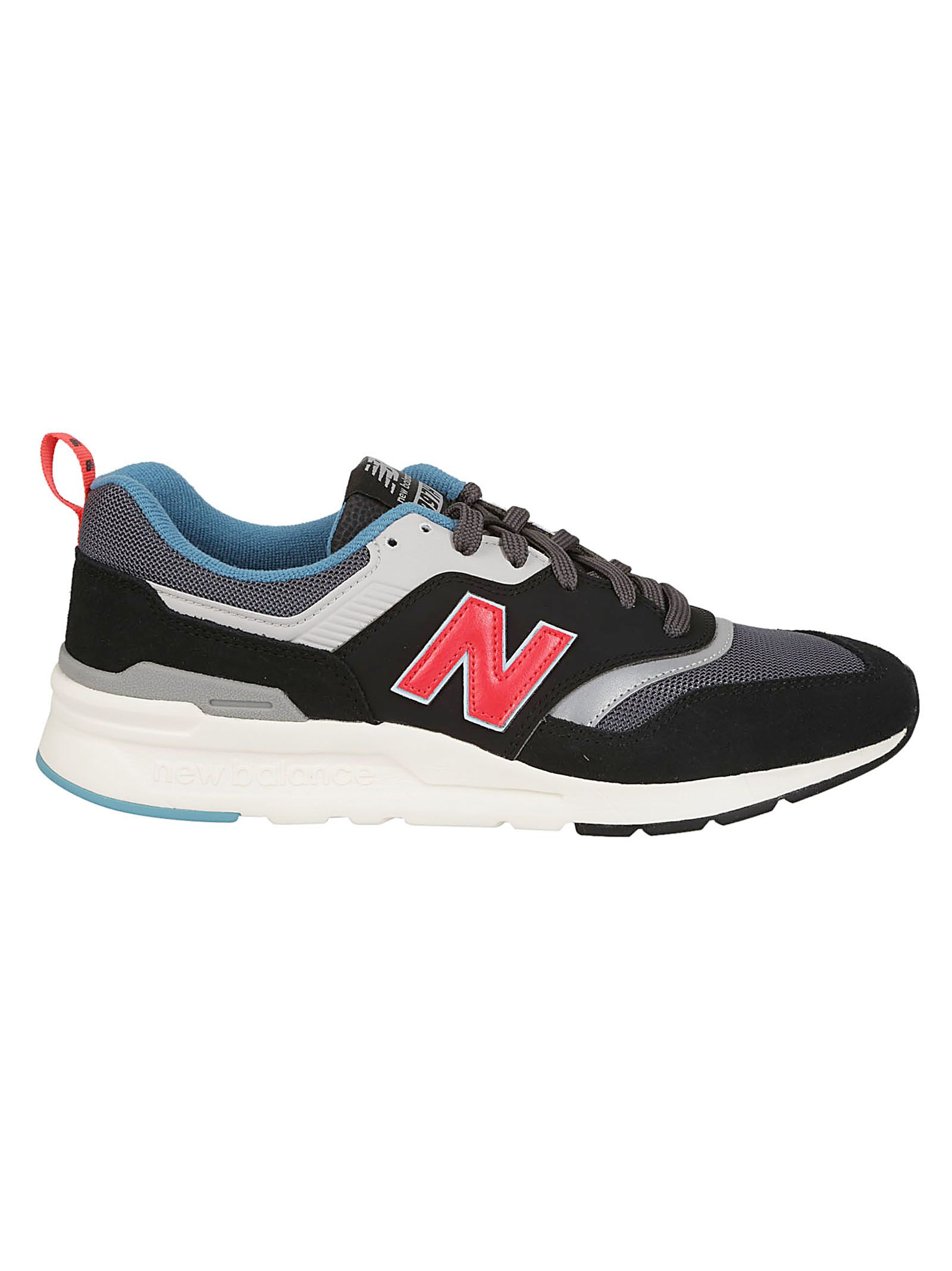 bf1932733314 New Balance New Balance Low-top Sneakers - Black - 10845234