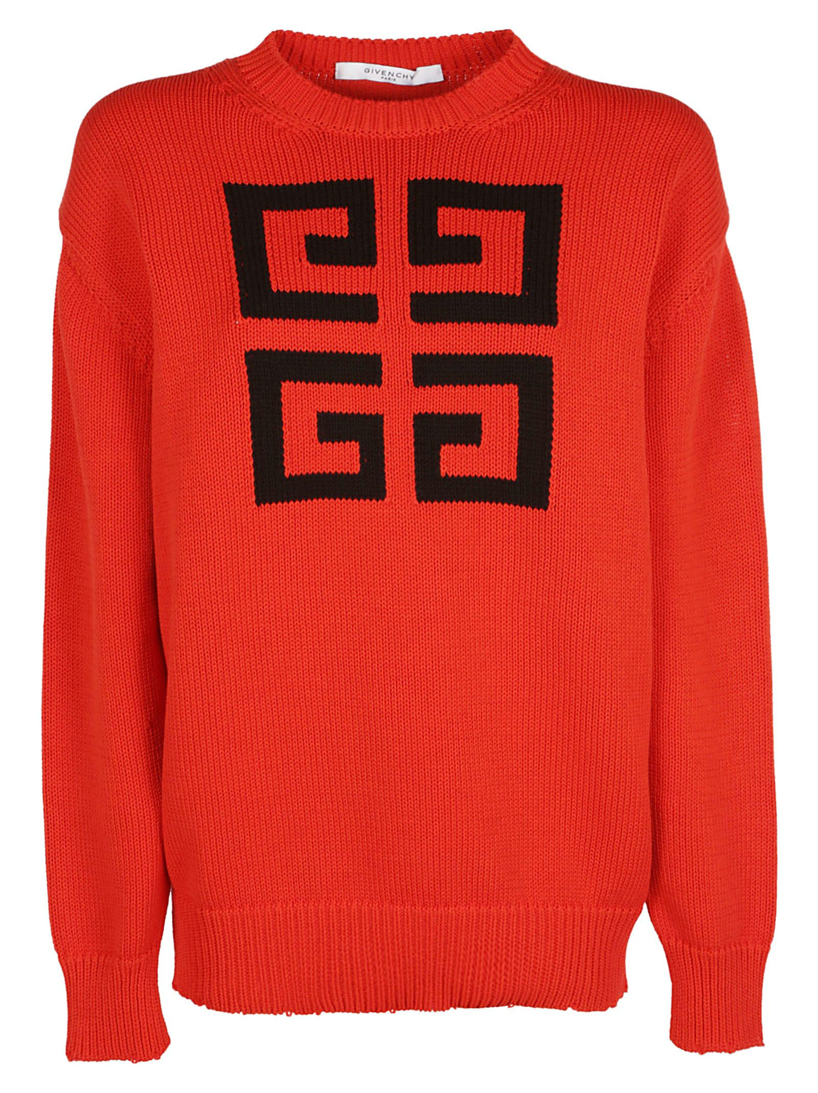 Givenchy Givenchy Pullover - Red black - 10825900  a8e821840b70