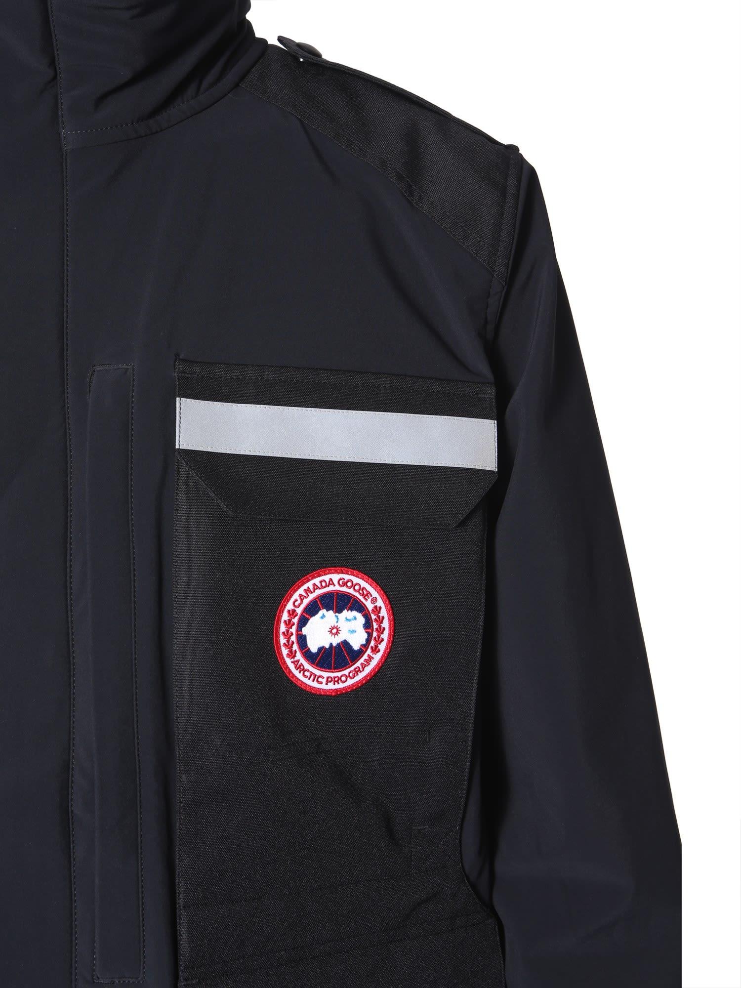 canada goose Jackets NERO