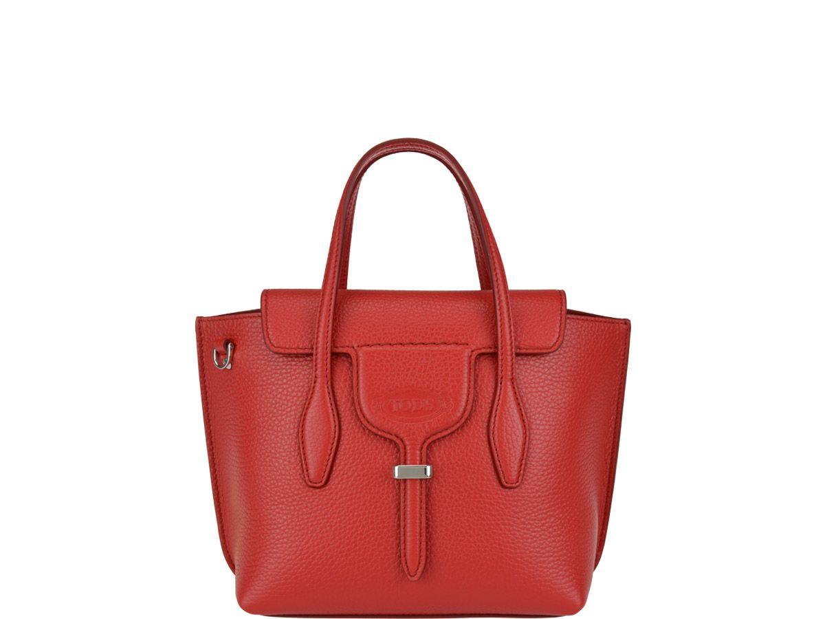 4756e3d9d6 Tod's Tod's Mini Joy Bag - Red - 10788550 | italist