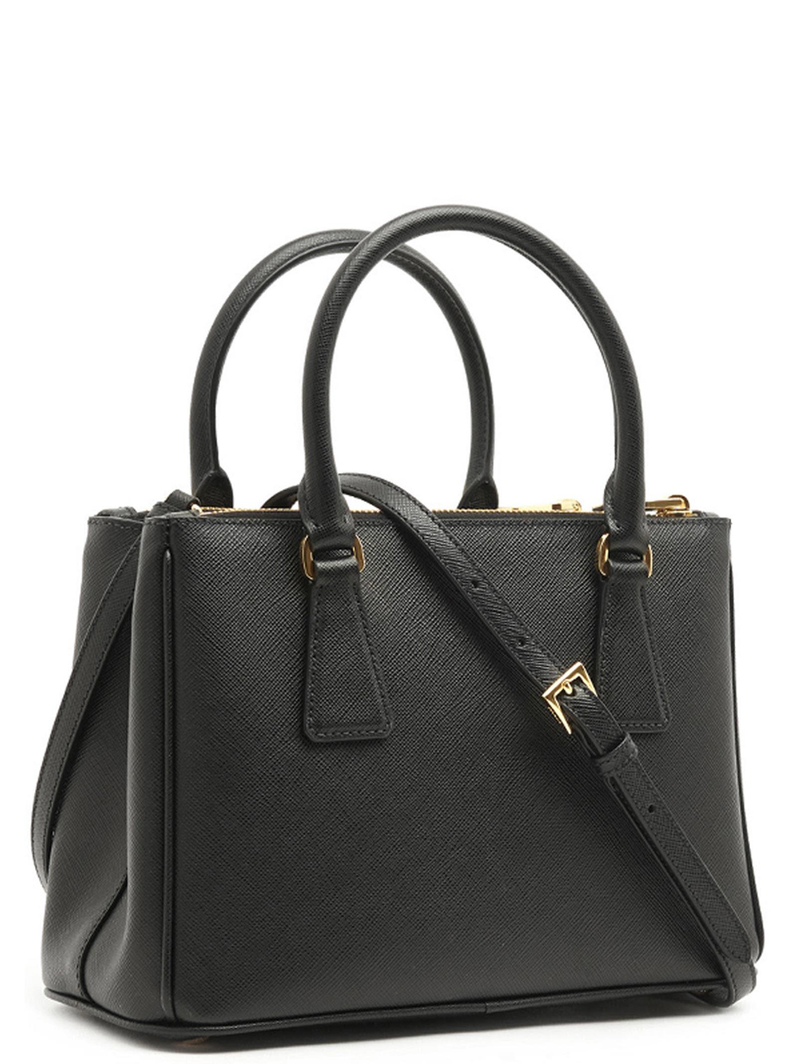 78bad36ae7 good prada galleria bag black f3627 eec8f