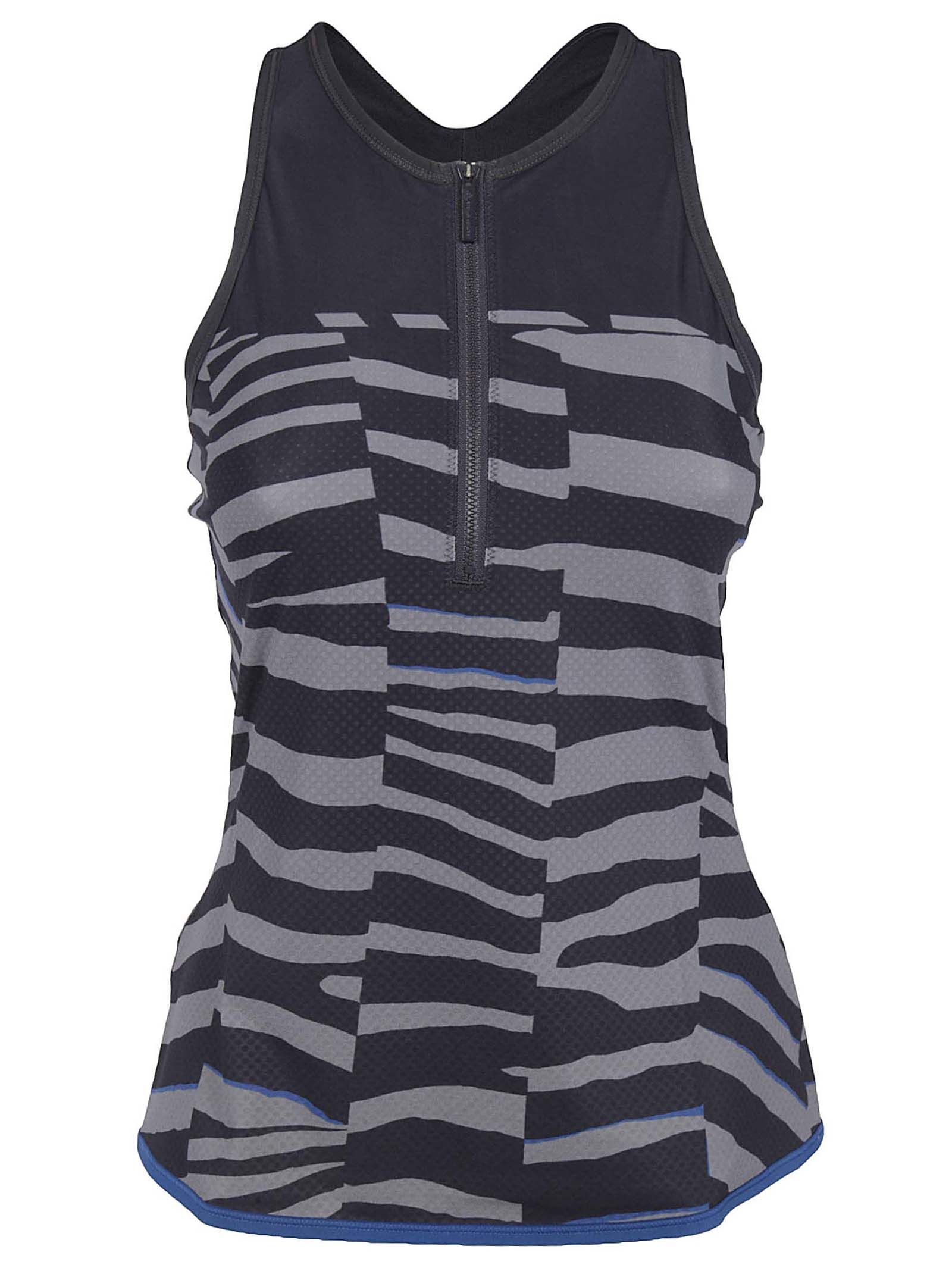 455267b721b Adidas by Stella McCartney Miracle Training Tank Top - Black Grey ...
