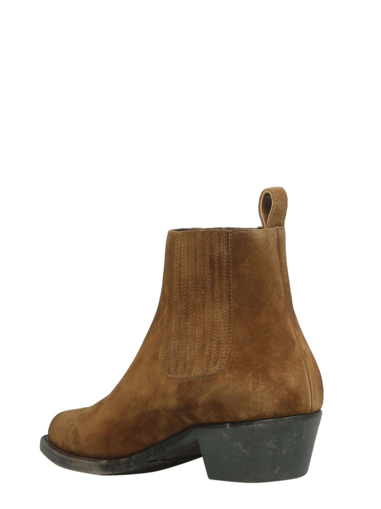 d2ebeac80d90 Saint Laurent Saint Laurent Wyatt Chelsea Ankle Boots - Basic ...