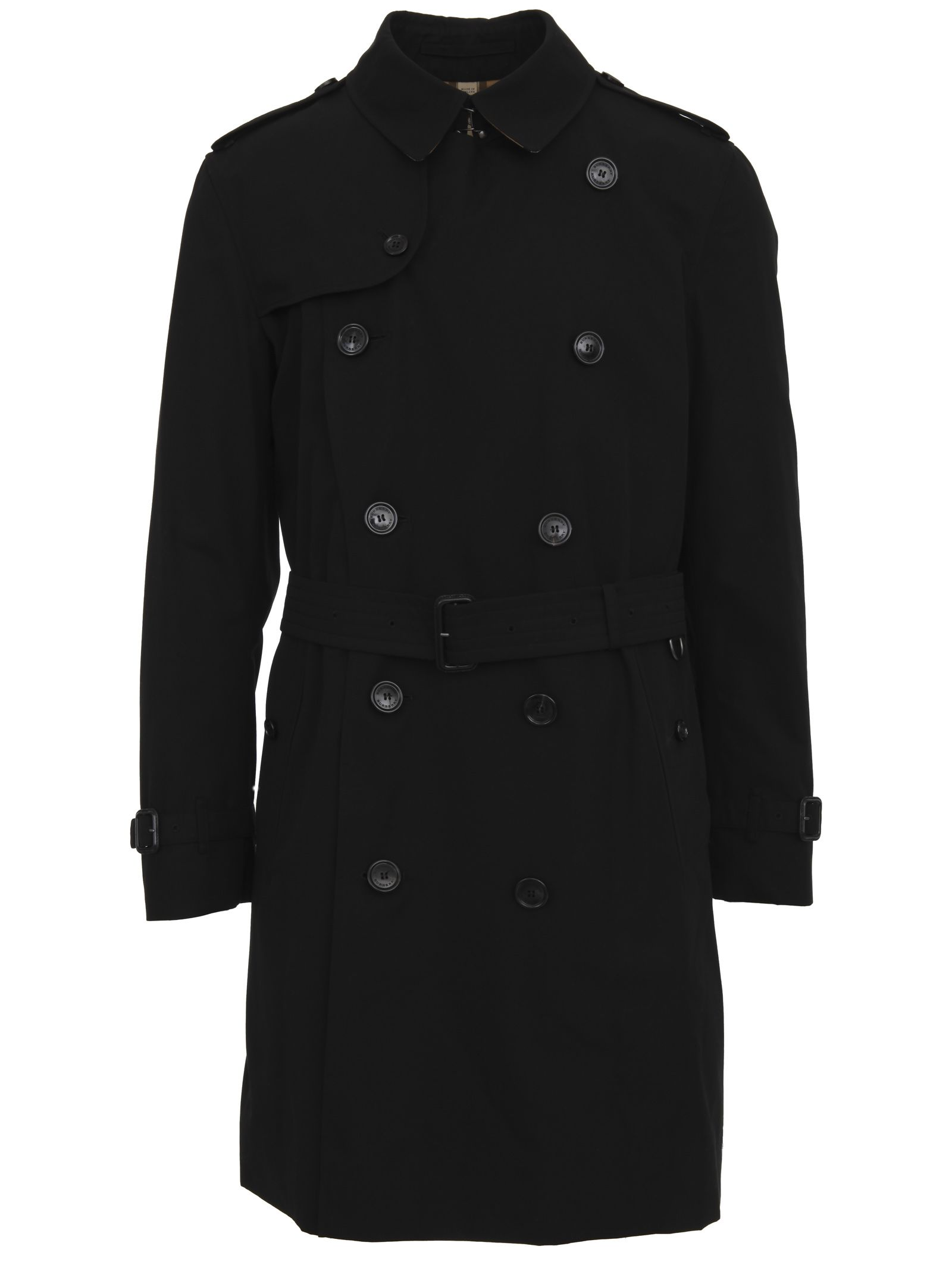 d066a22f54ef Burberry Burberry Trench Coat - Black - 10986464 | italist