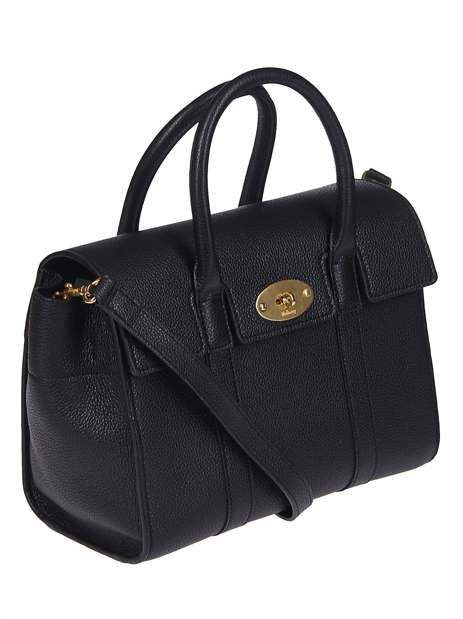Mulberry Mulberry Bayswater Small Tote - Black - 10829596  7260283f74b3c