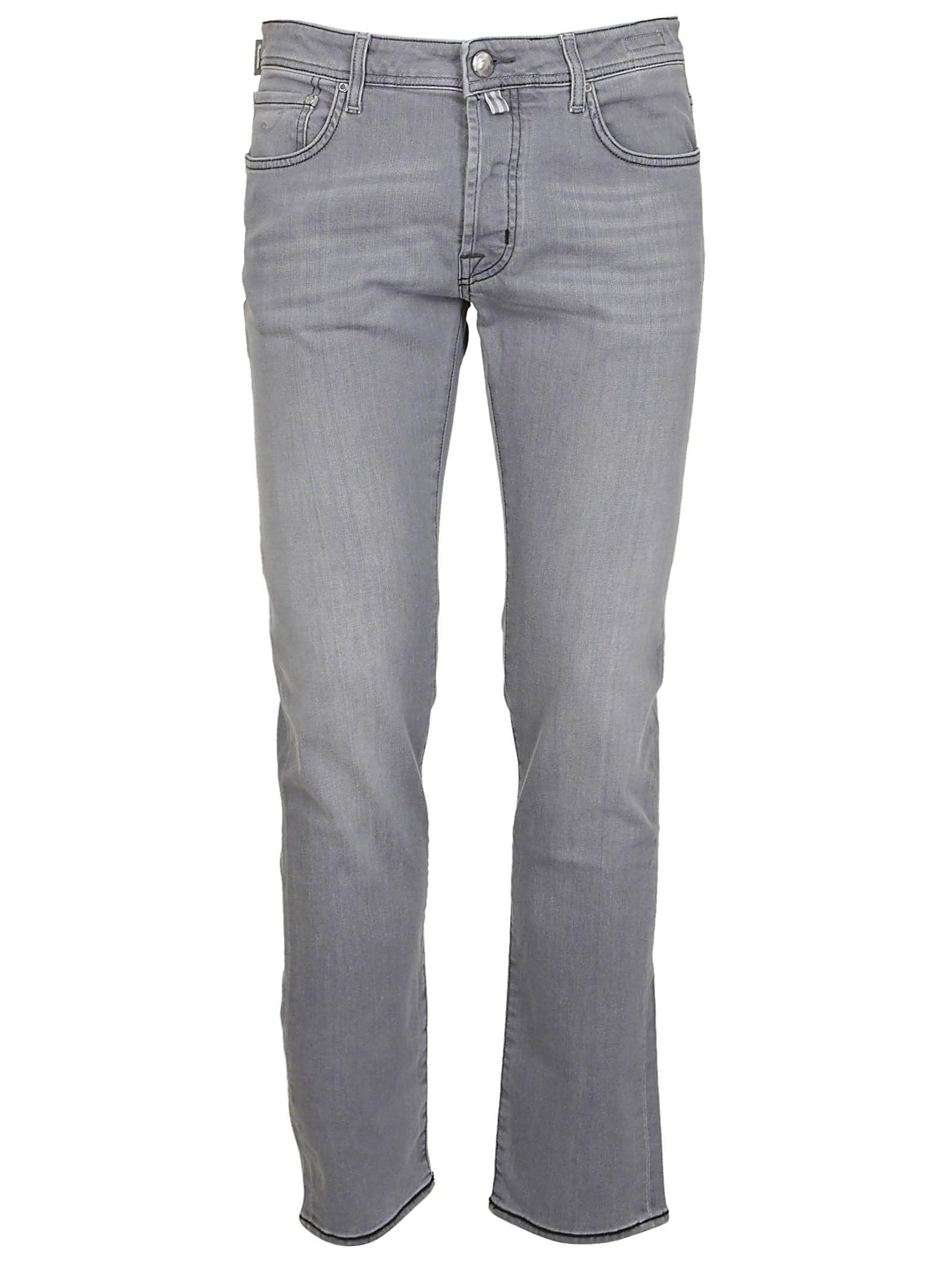 4612aca1f9edfd Jacob Cohen Jacob Cohen Slim Fit Jeans - Grigio medio - 10845535 ...