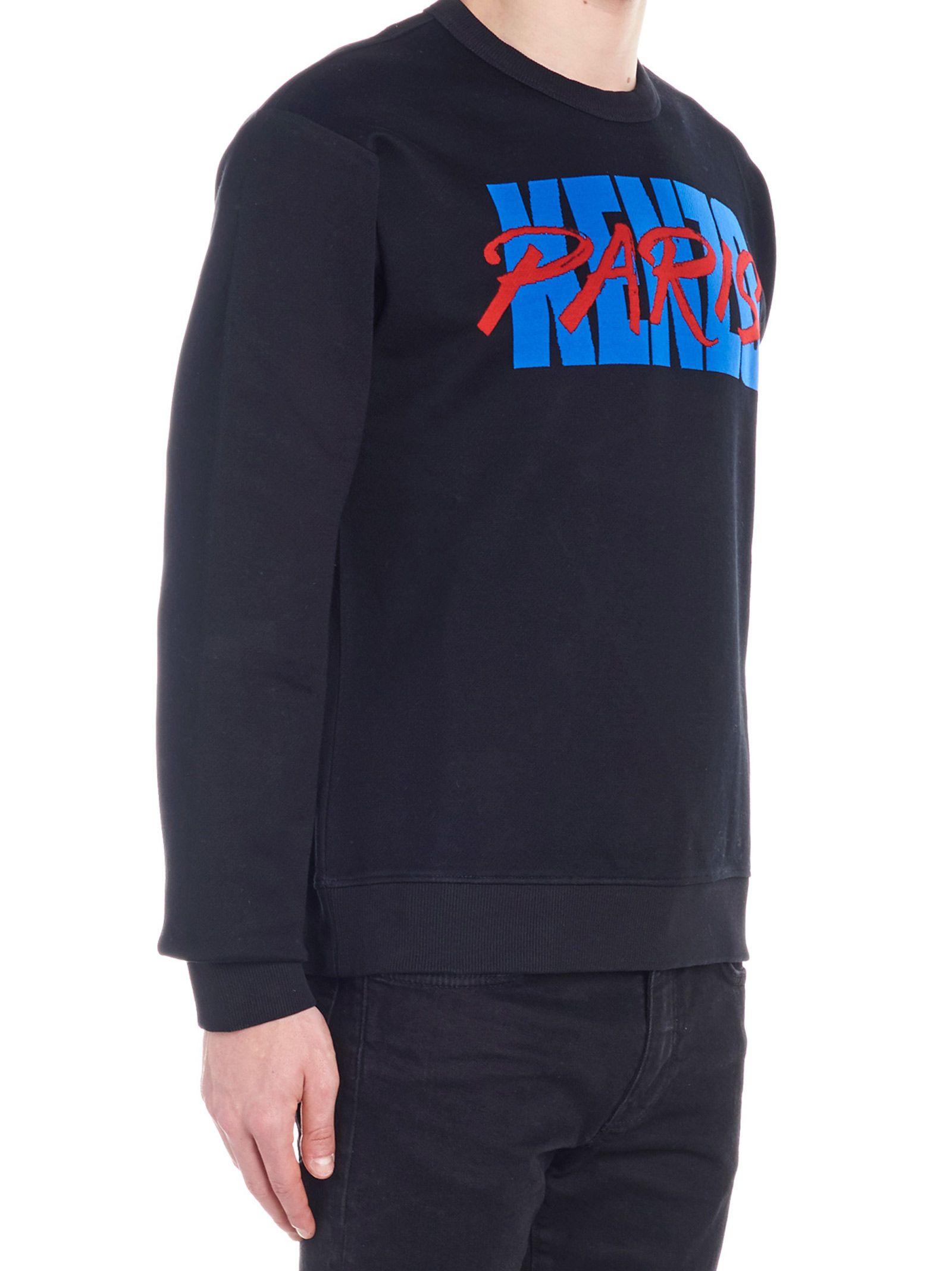 5e647ecdf Kenzo Kenzo 'kenzo Paris' Sweatshirt - Black - 10878046 | italist