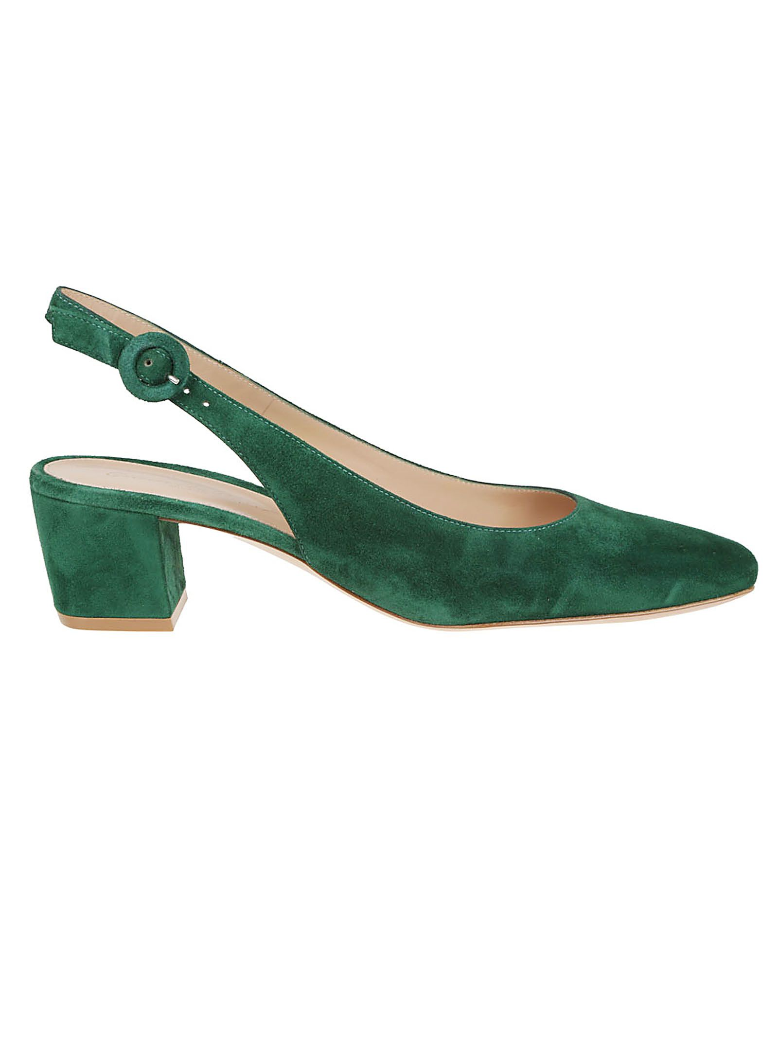 c628be5c3be8 Gianvito Rossi Slingback Pumps - Basic ...