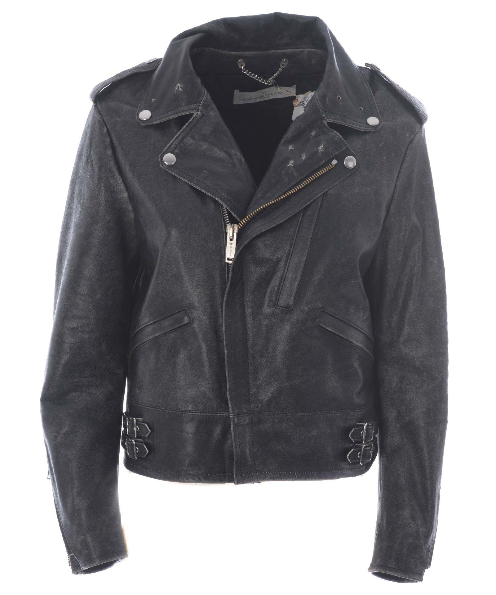 Antracite Goose Jacket Chiodo 10598285 Biker Golden npwzxw