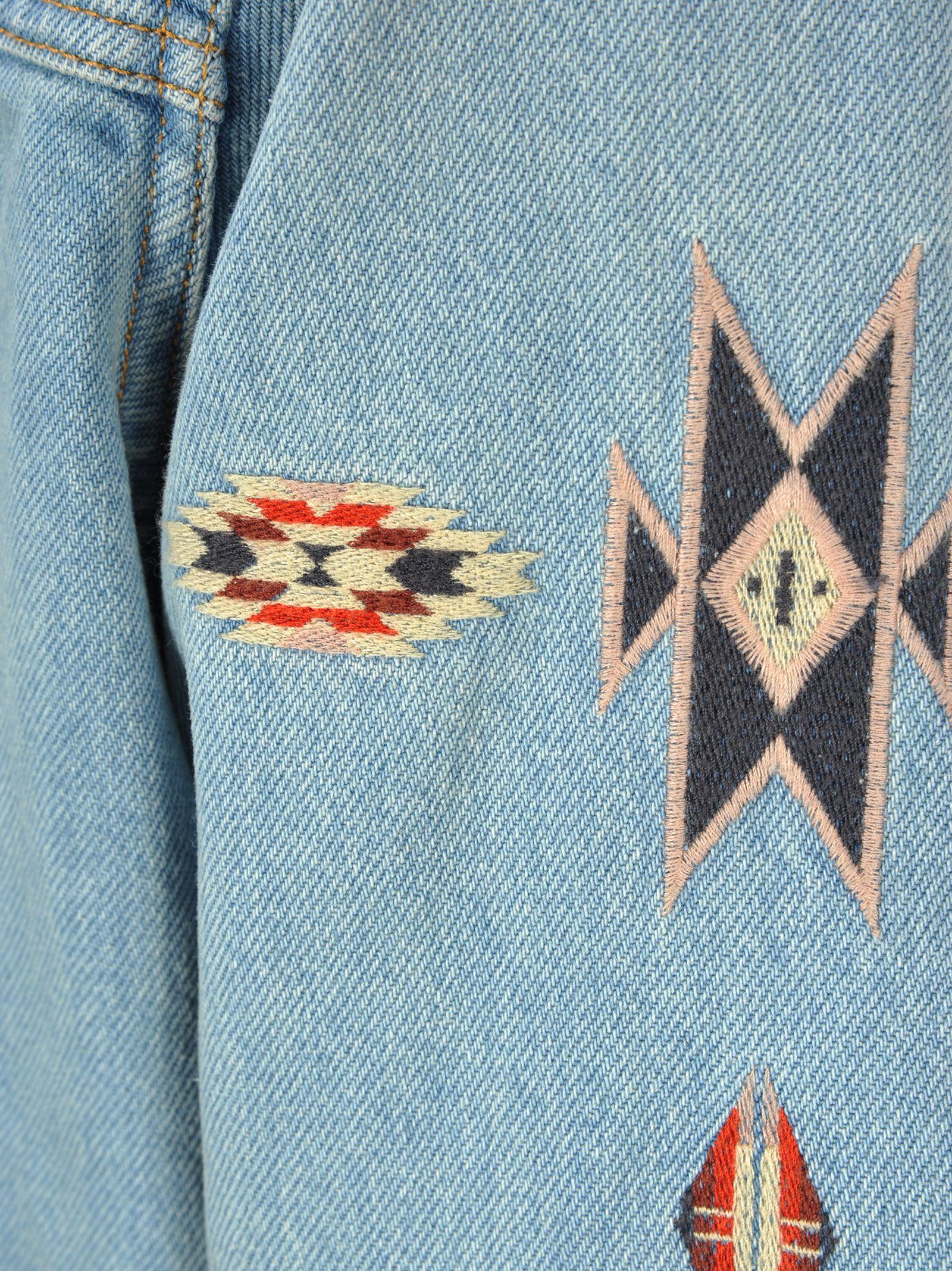 d39b06c0787 Isabel Marant Isabel Marant Jango Denim Jacket - Basic - 10818720 ...